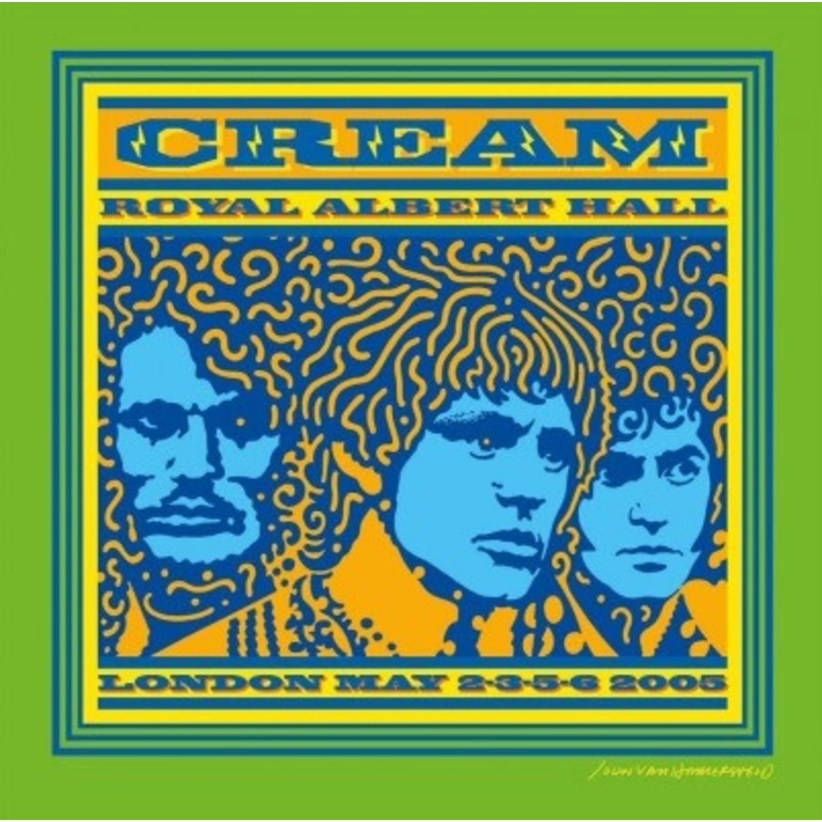 Vinyl Cream - Royal Albert Hall  2005 (3 LP)