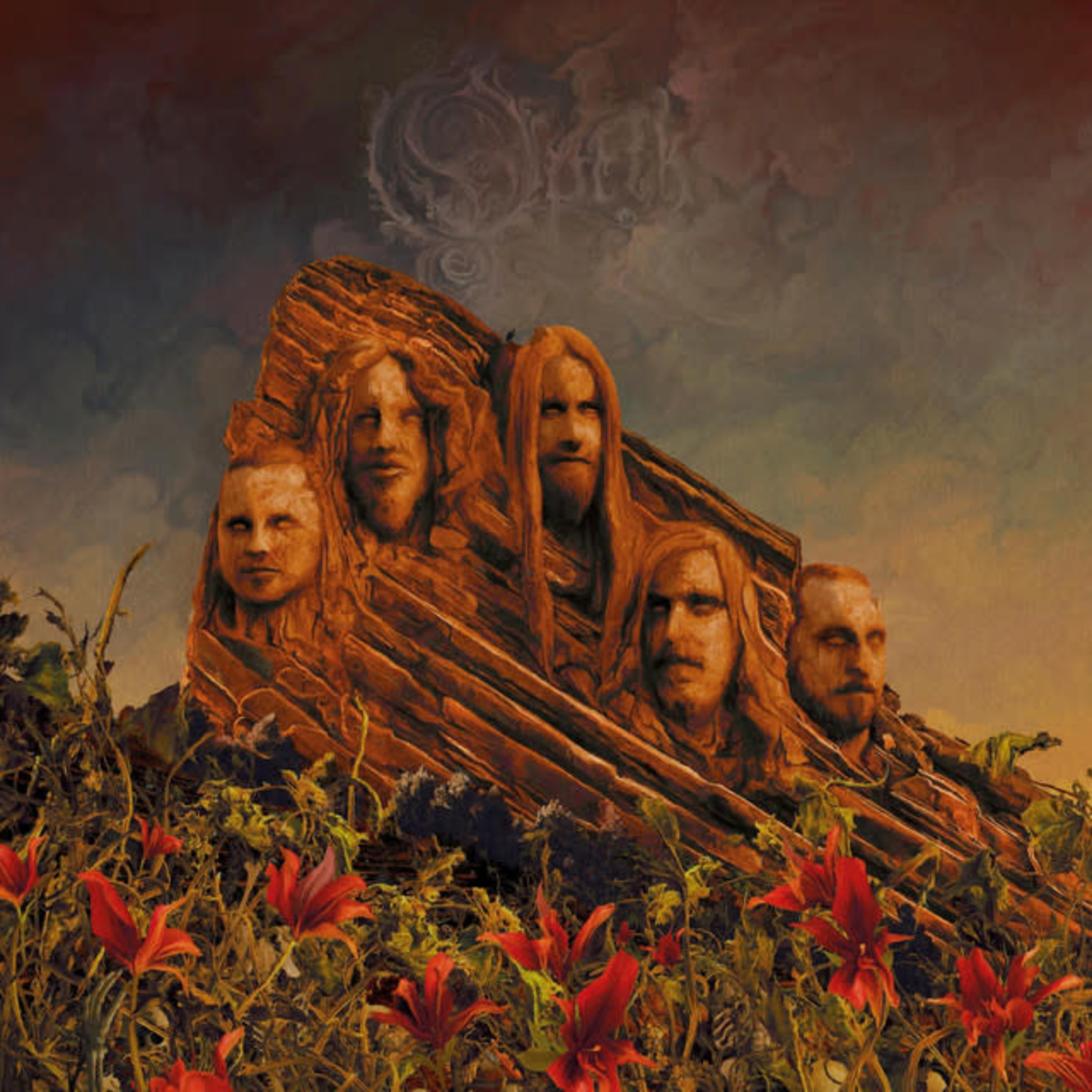 Vinyl Opeth - Garden Of Titans