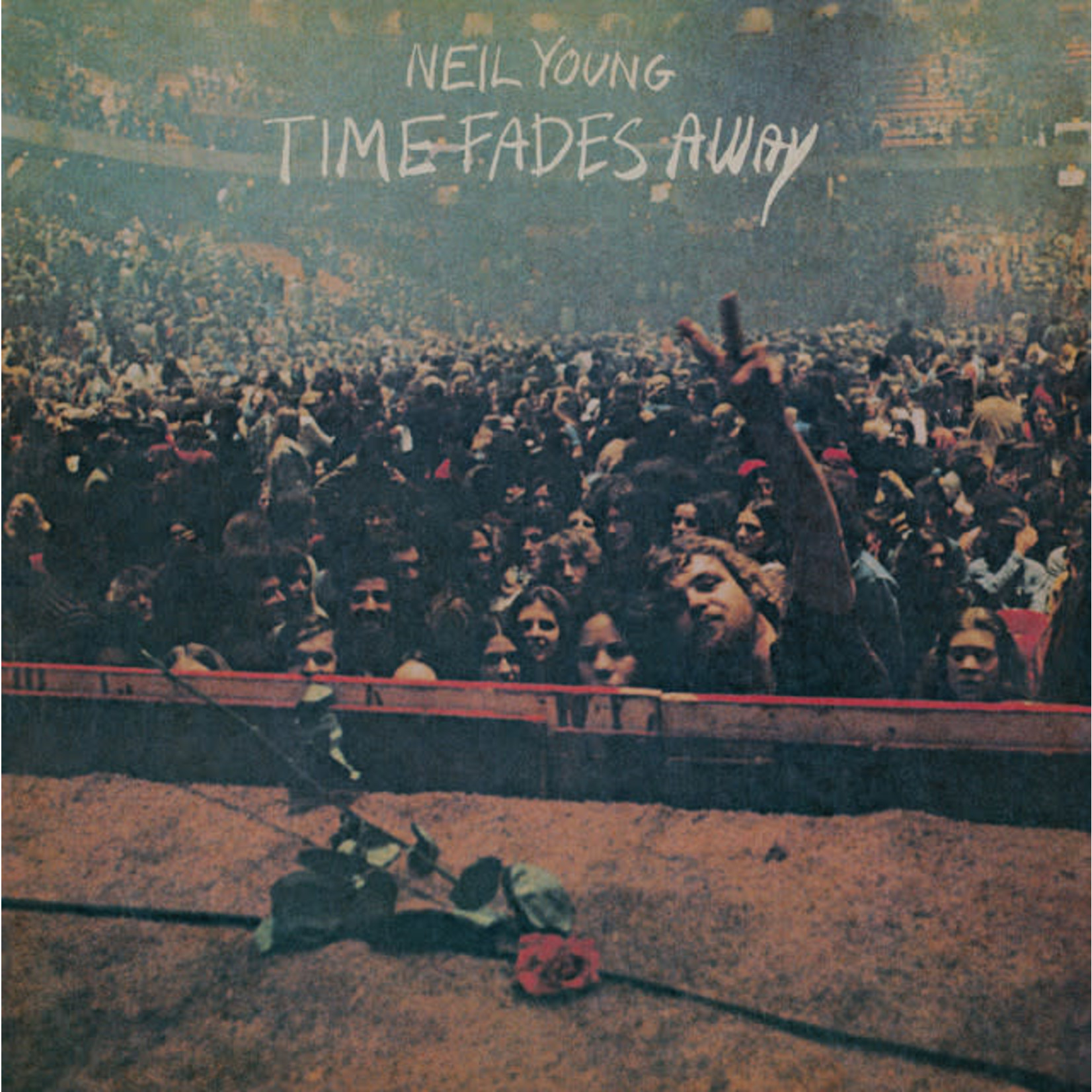 Vinyl Neil Young - Time Fades Away