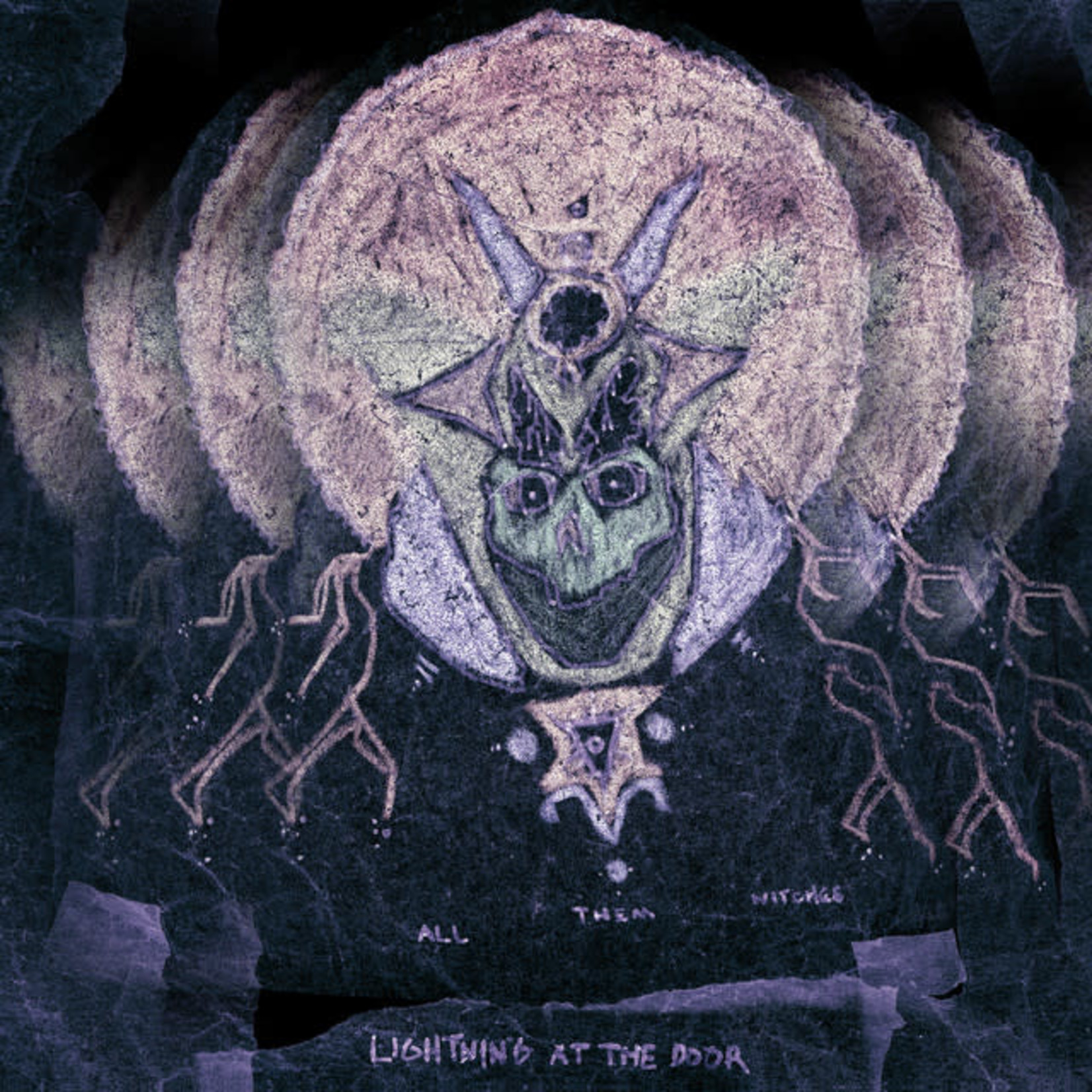 Vinyl All Them Witches - Lightning At The Door