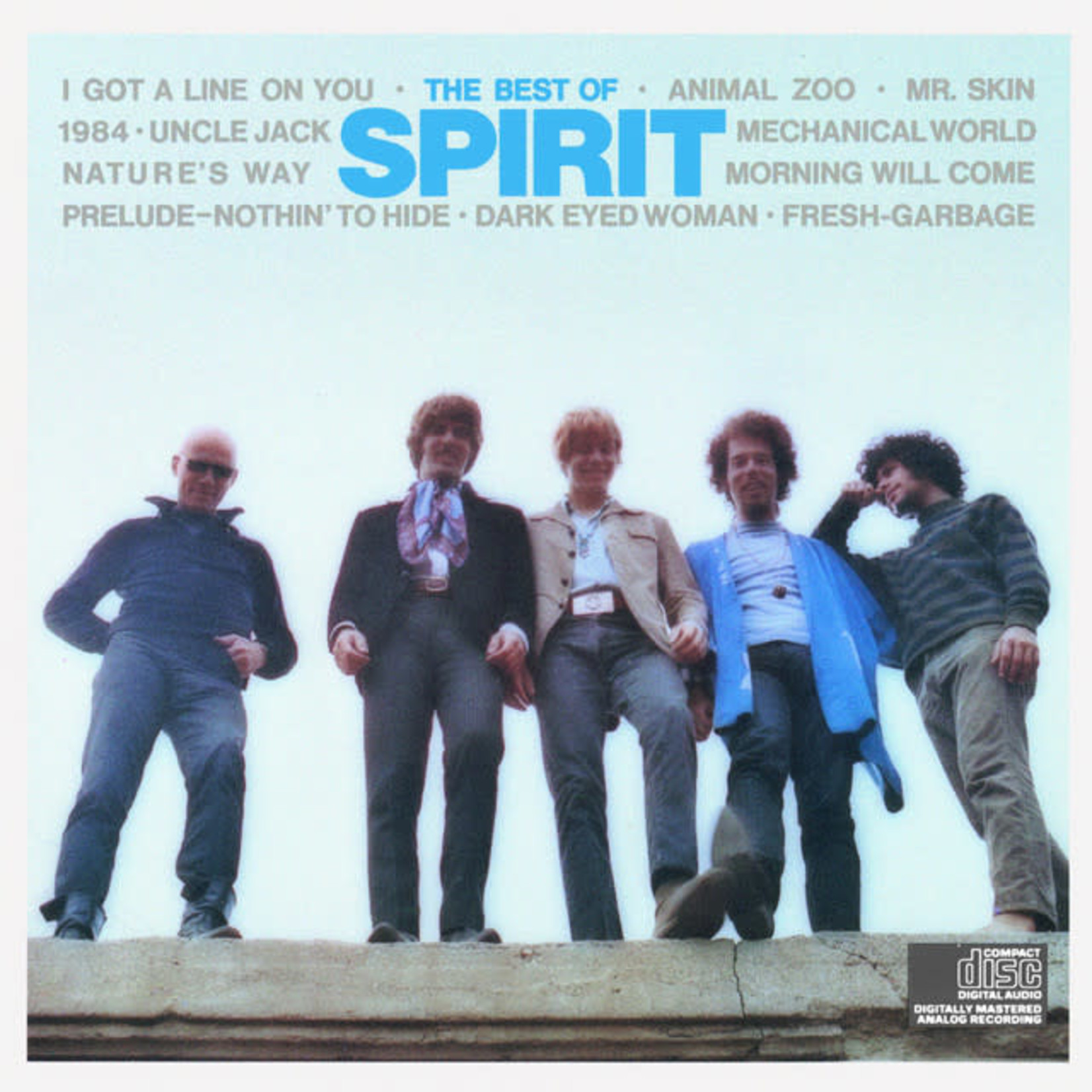 Vinyl Spirit - The Best Of Spirit