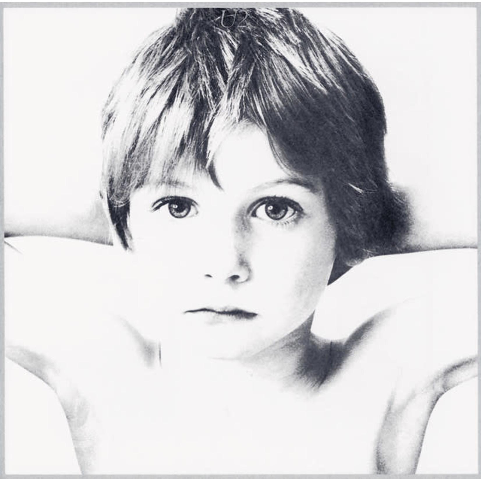 Vinyl U2 - Boy (White Vinyl)