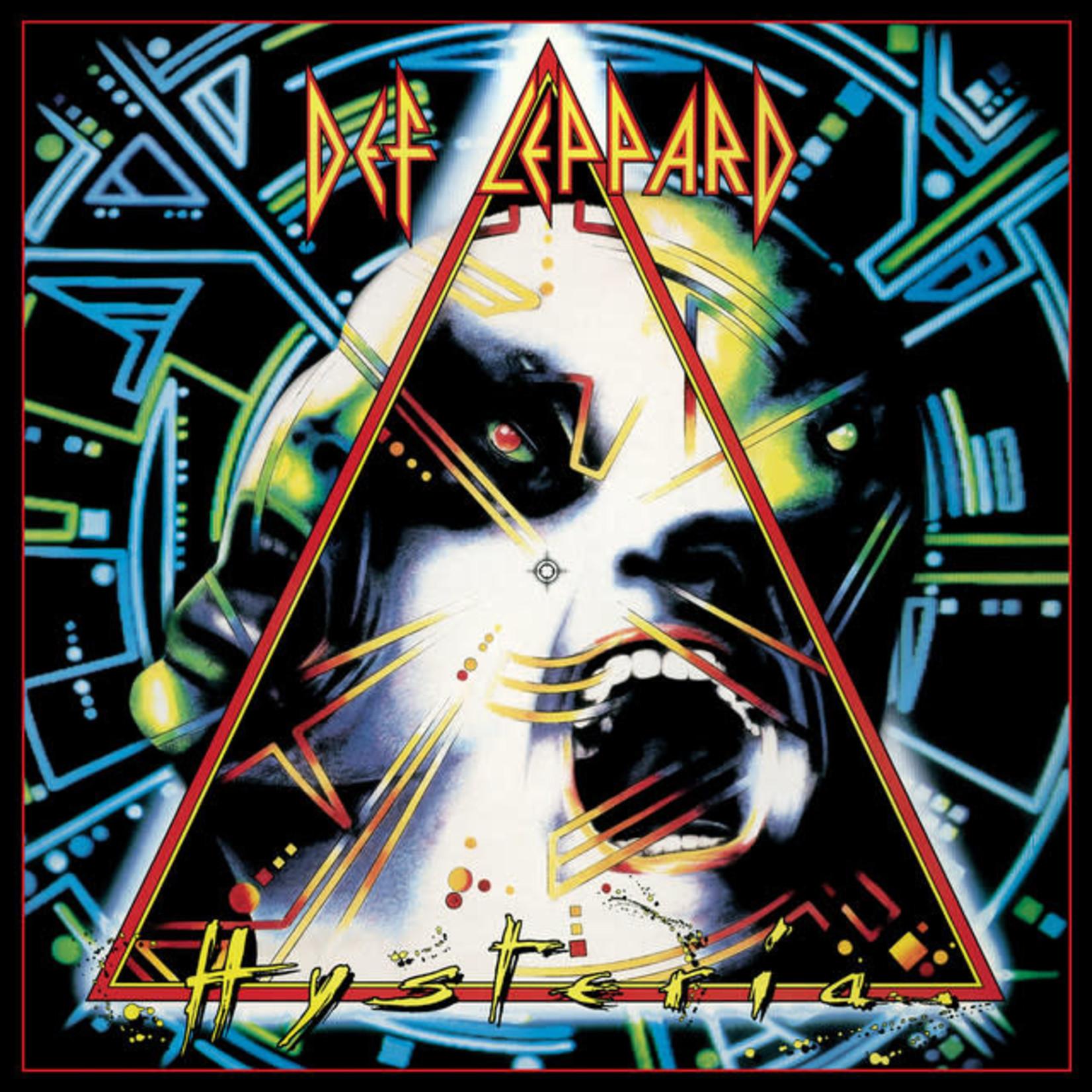 Vinyl Def Leppard - Hysteria