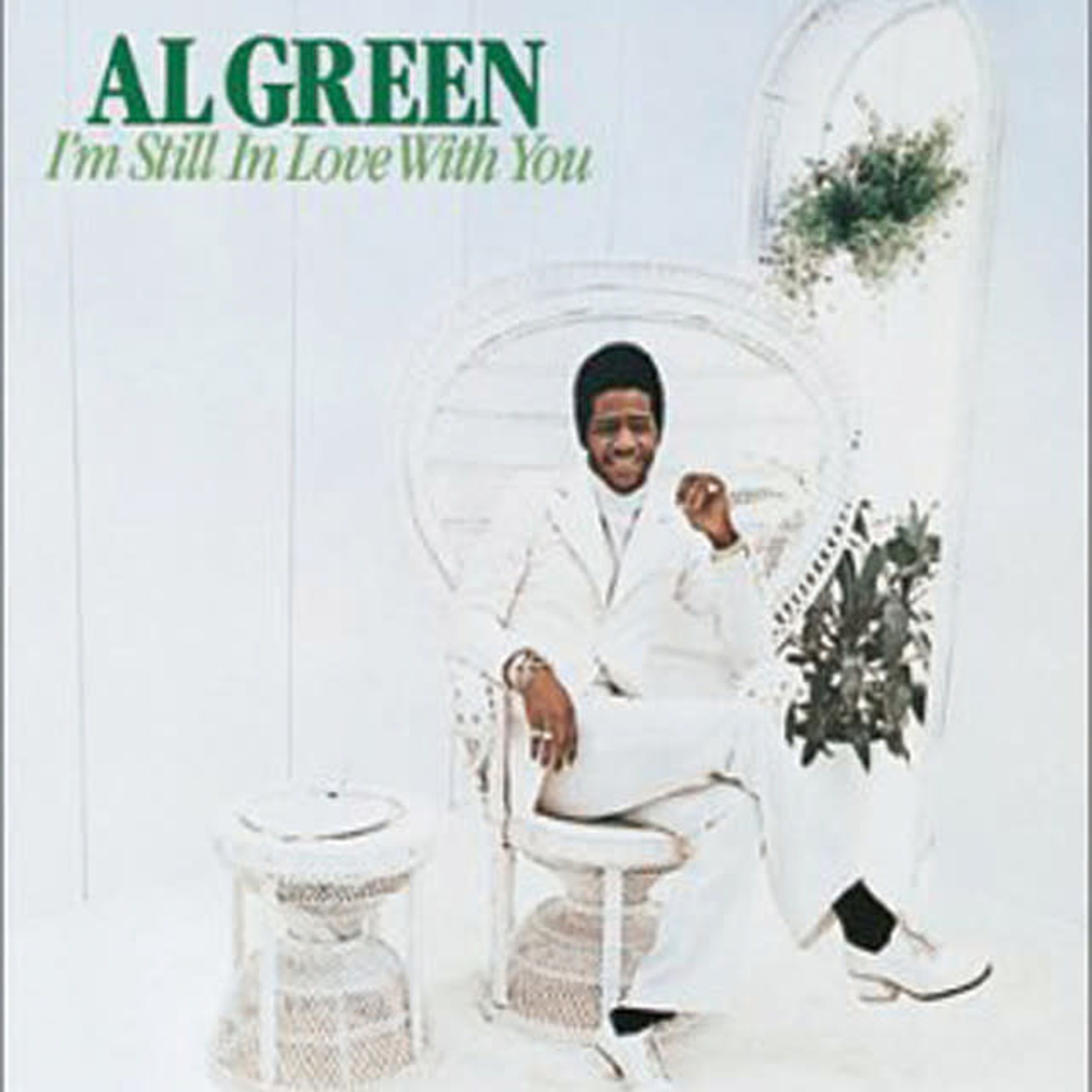 Vinyl Al Green - I'm Still In Love With You