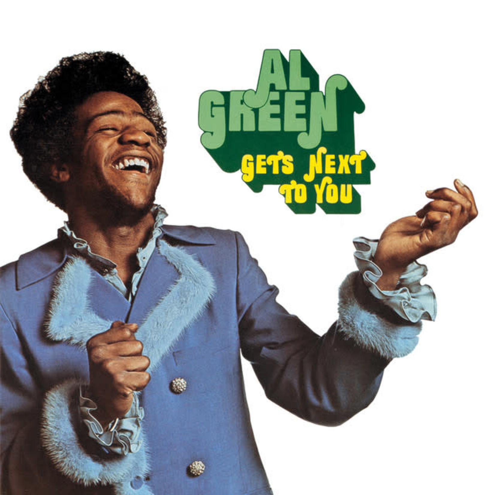 Vinyl Al Green - Gets Next To You