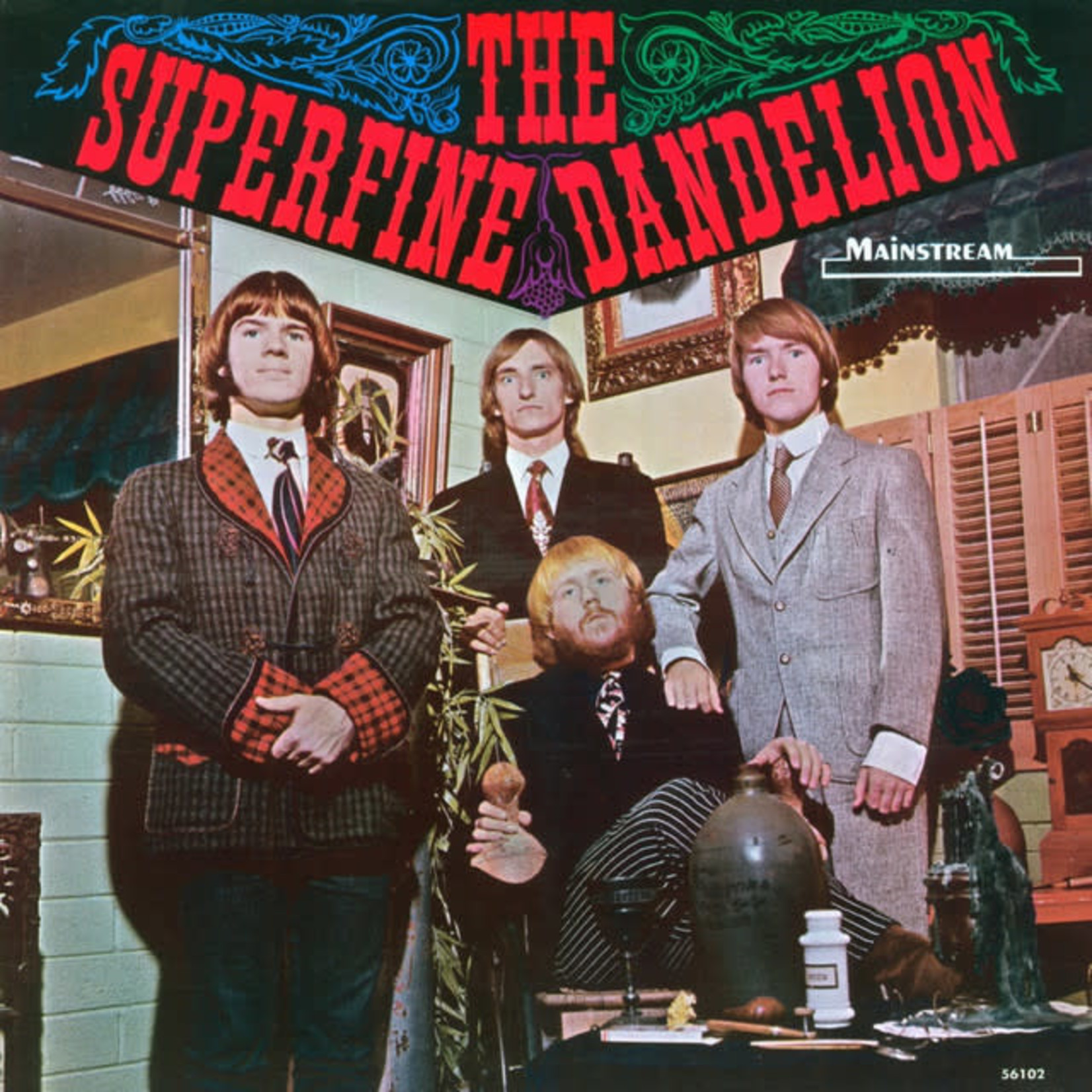 Vinyl The Superfine Dandelion - ST