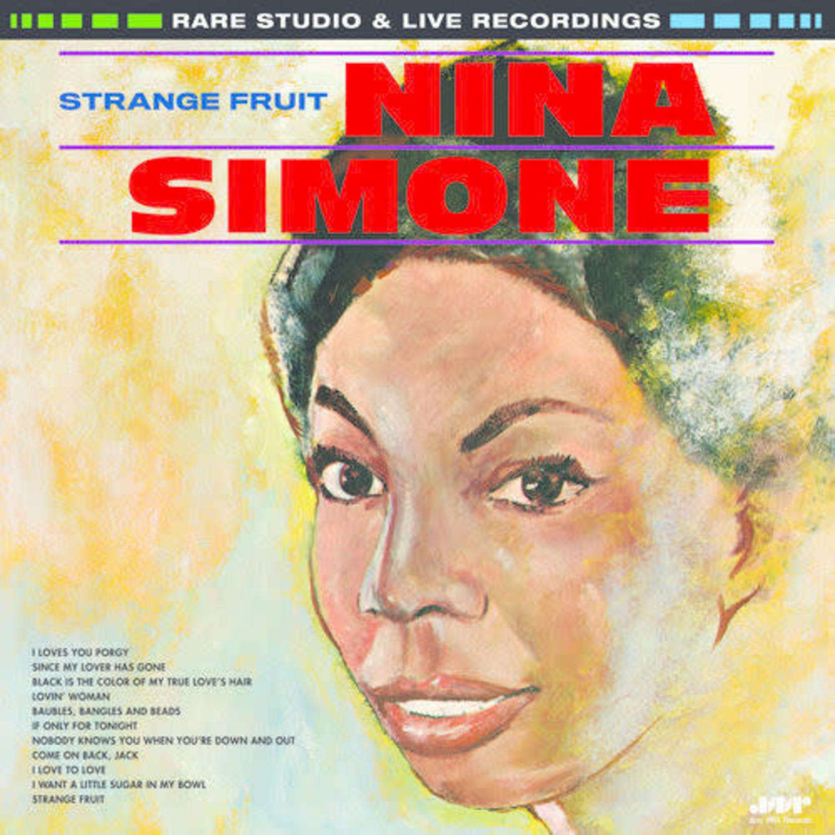 Vinyl Nina Simone - Strange Fruit