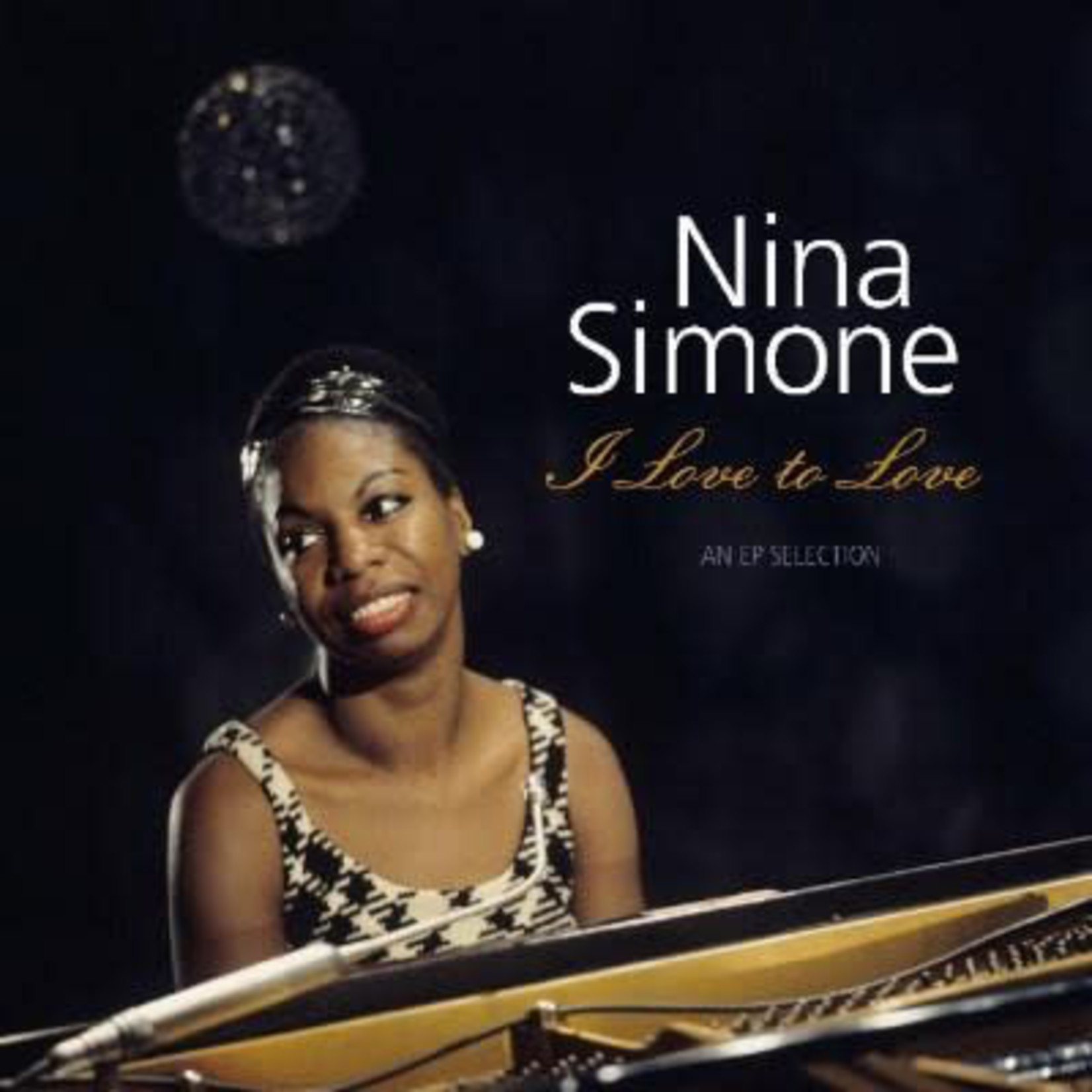 Vinyl Nina Simone - I lLove to Love