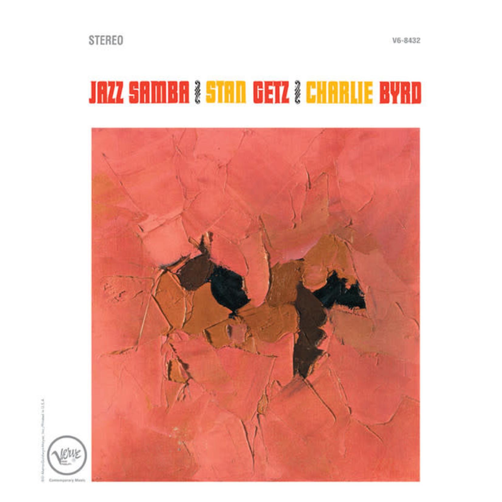 Vinyl Stan Getz & Charle Byrd- Jazz Samba