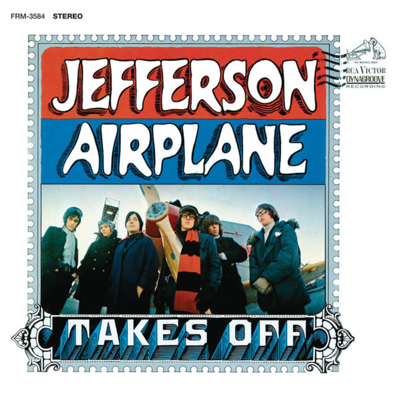 Vinyl Jefferson Airplane - Takes Off  (Audiophile)