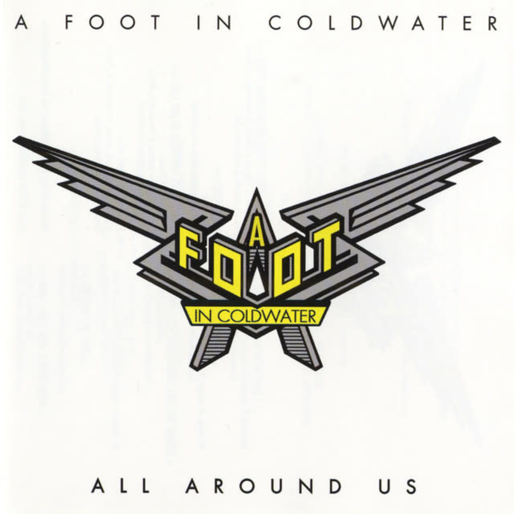 Vinyl A Foot In Coldwater - All Around Us  RSD 2021