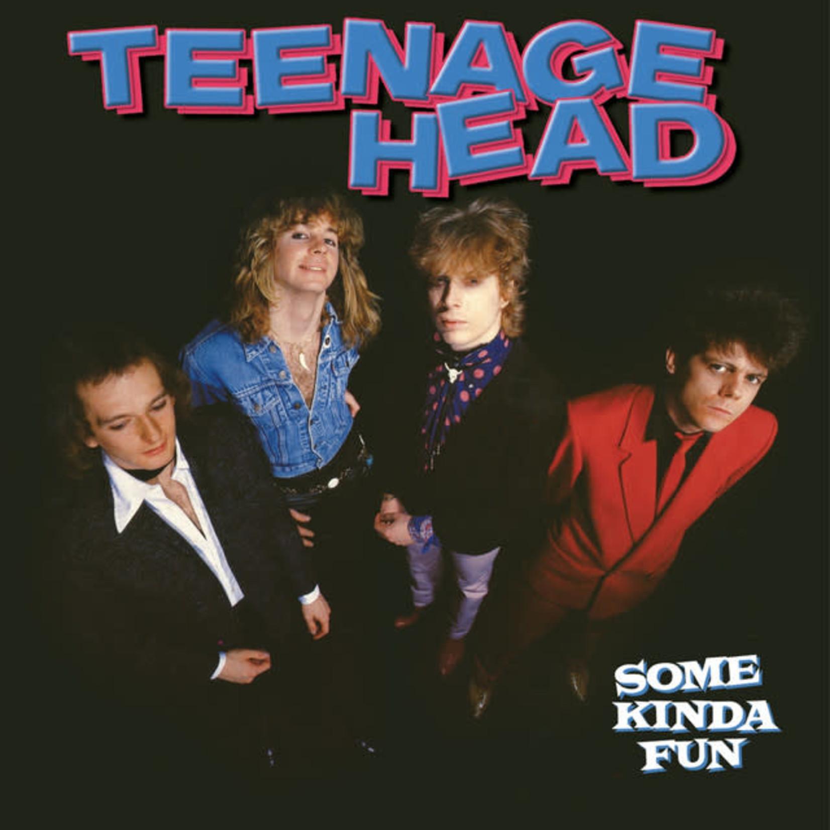 Vinyl Teenage Head - Some Kinda Fun