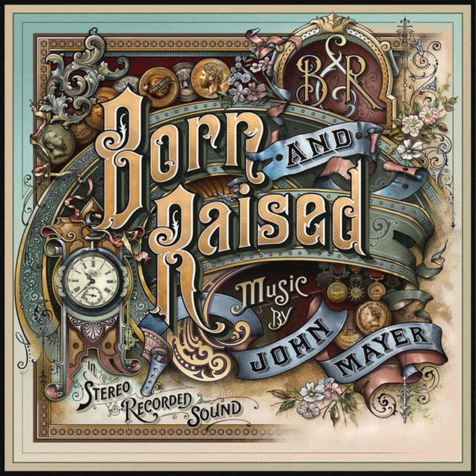 Vinyl John Mayer - Born and Raised