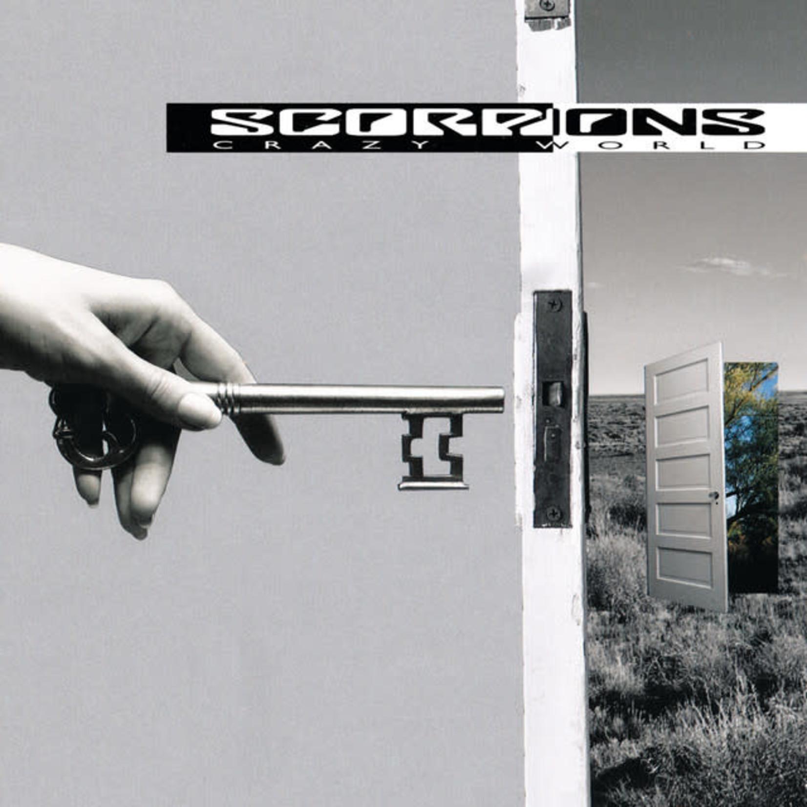 Vinyl Scorpions - Crazy World
