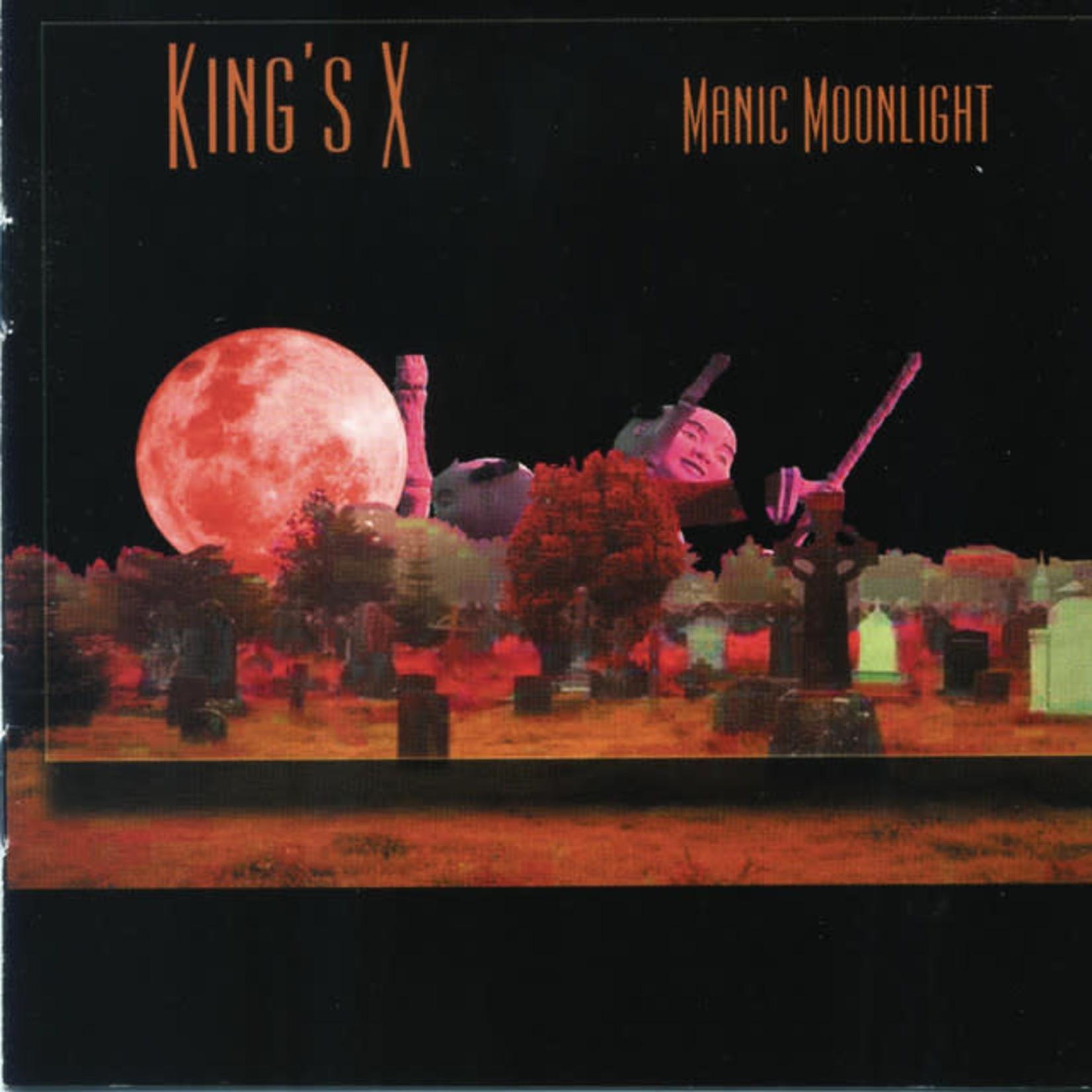Vinyl King's X - Manic Moonlight RSD 2021