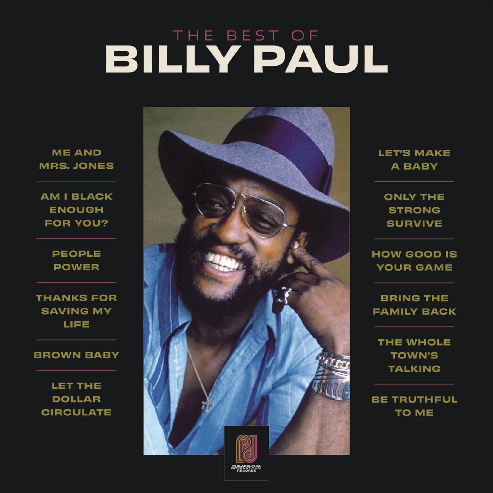 Vinyl Billy Paul - Best Of