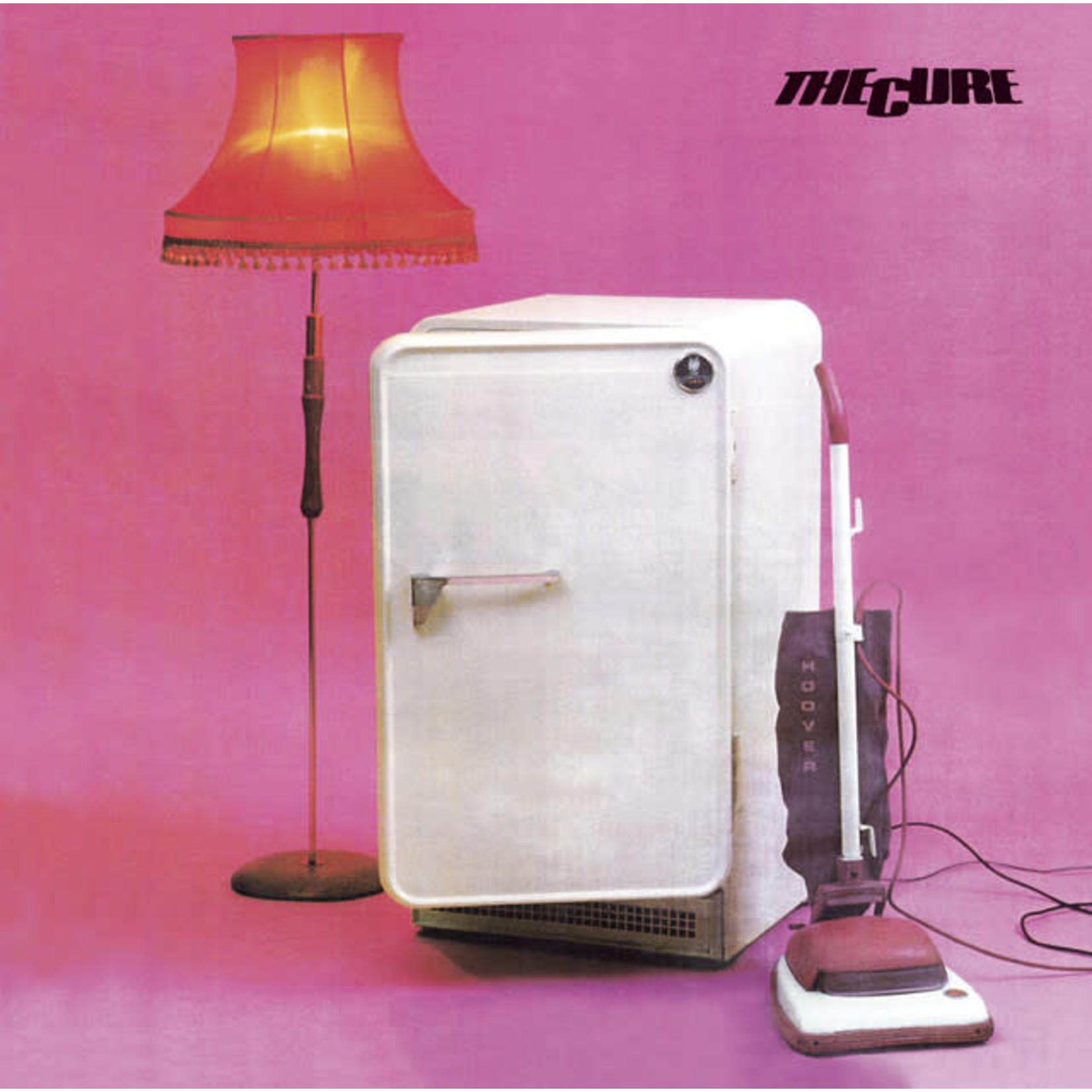 Vinyl The Cure - Three Imaginery Boys