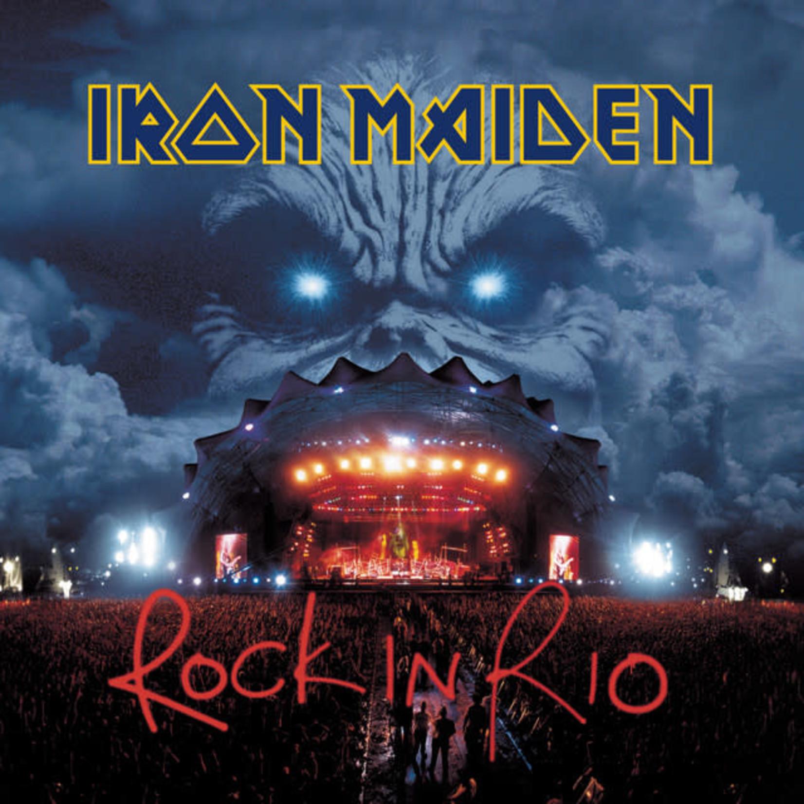 Vinyl Iron Maiden - Rock in Rio (3 LP)