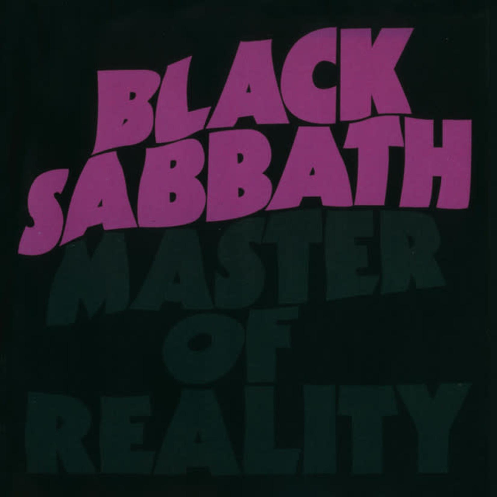 Vinyl Black Sabbath - Master of Reality  (Import)