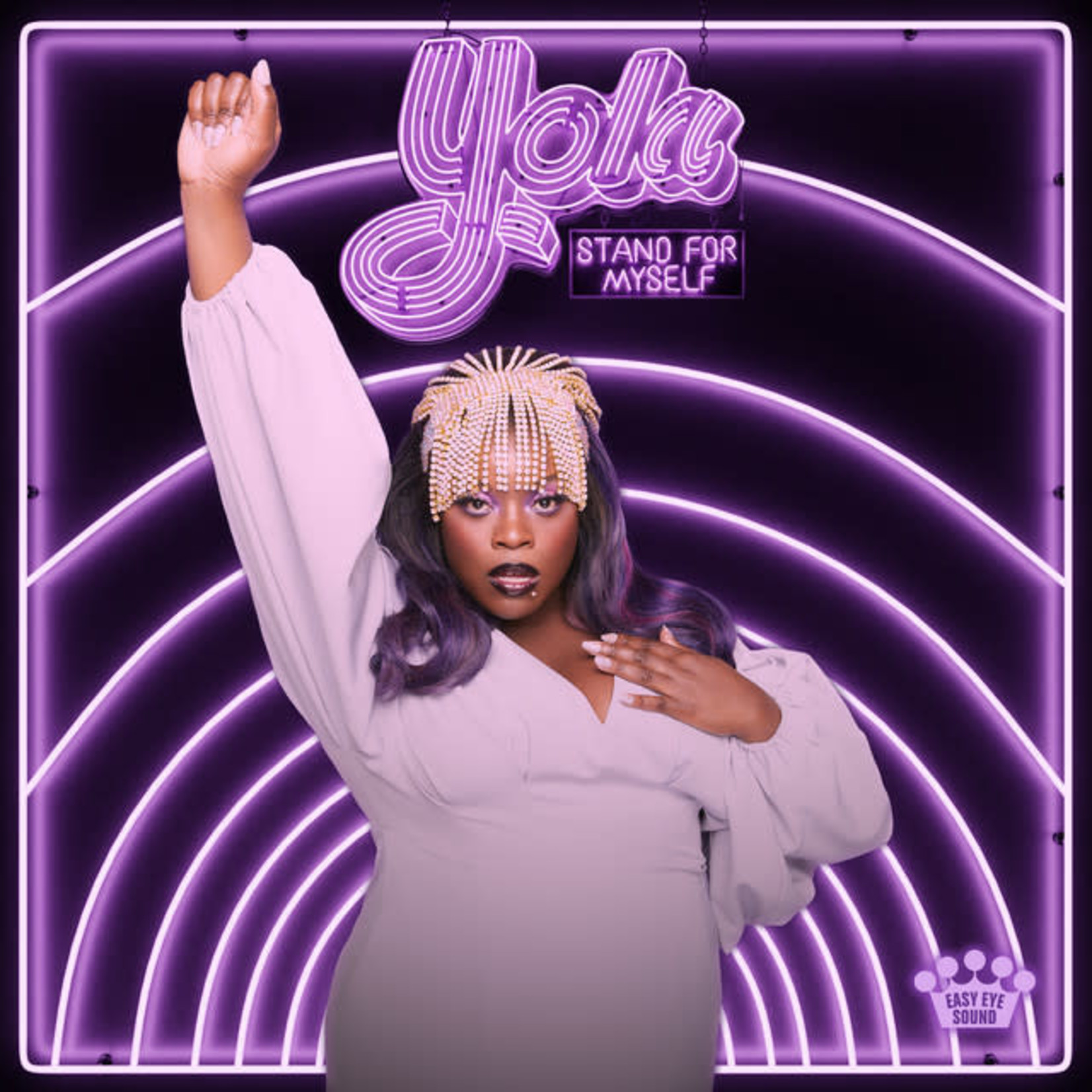 Vinyl Yola - Stand For Myself (Indie Version)