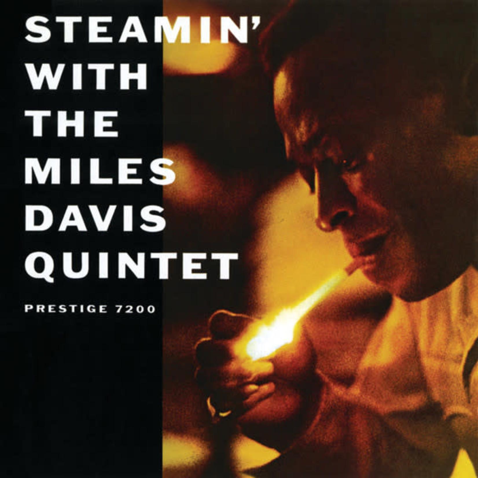Vinyl Miles Davis - Steamin'