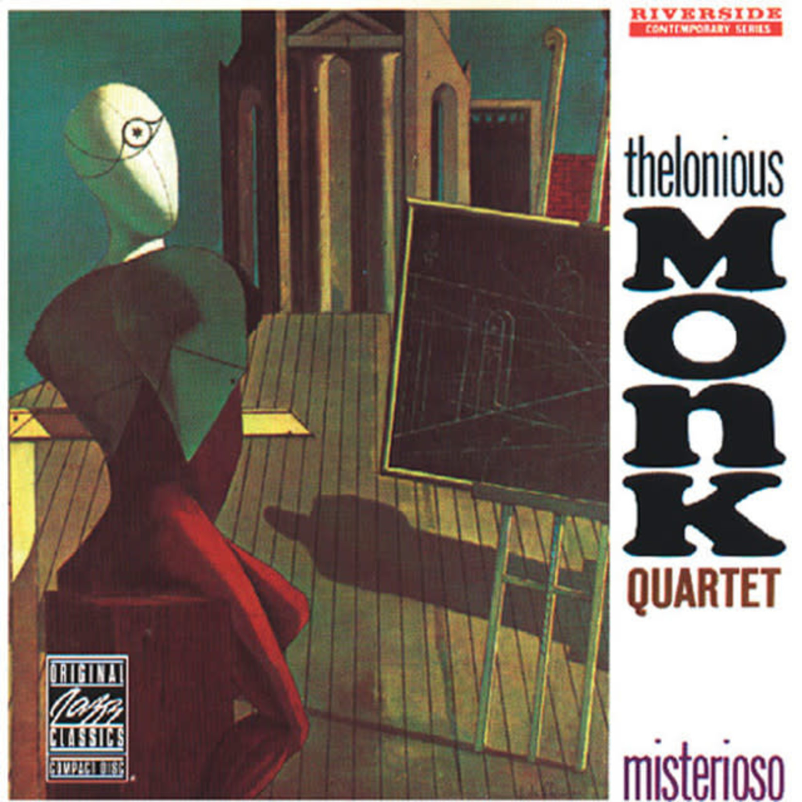 Vinyl Thelonious Monk - Misterioso