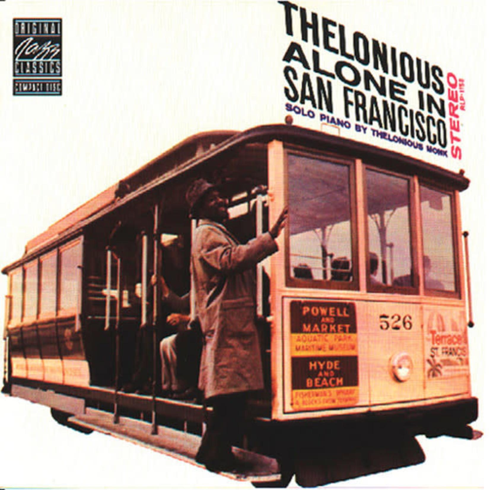 Vinyl Thelonious Monk - Alone In San Francisco