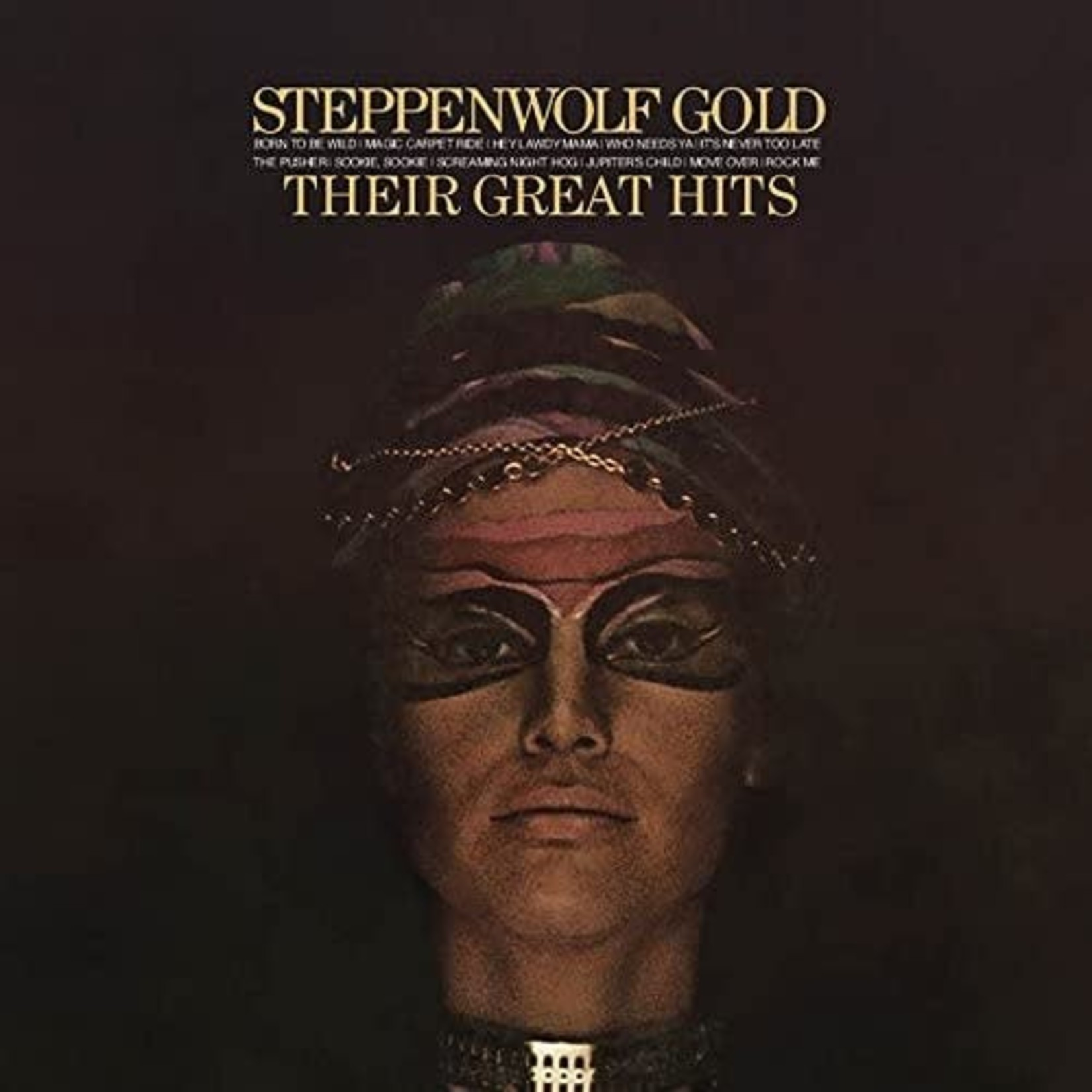 Vinyl Steppenwolf - Gold  (Acoustic Sounds)