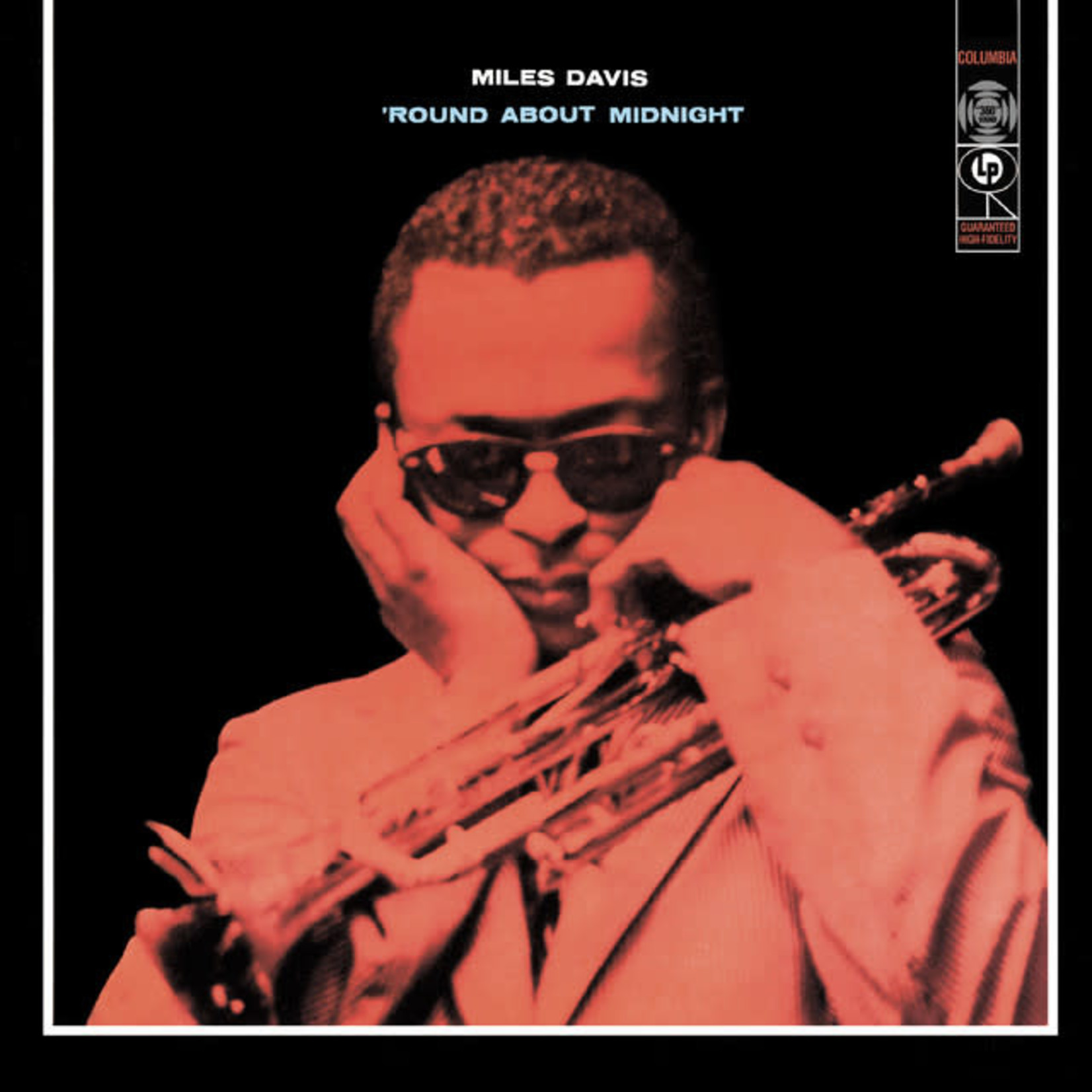 Vinyl Miles Davis - 'Round Midnight (Mono)