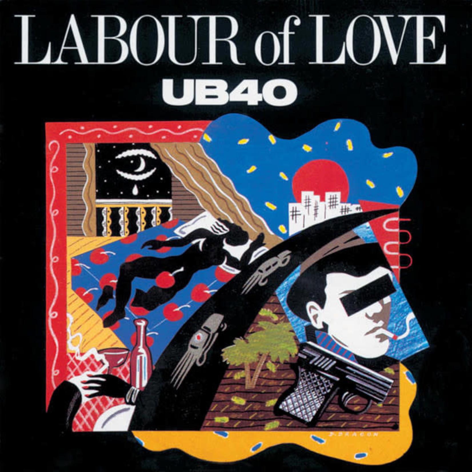 Vinyl UB40 - Labour of Love (2LP)