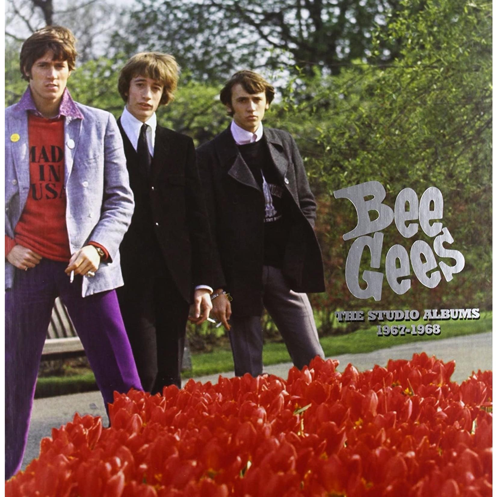 Vinyl Bee Gees - Studio Albums  (6 LP Set). Used