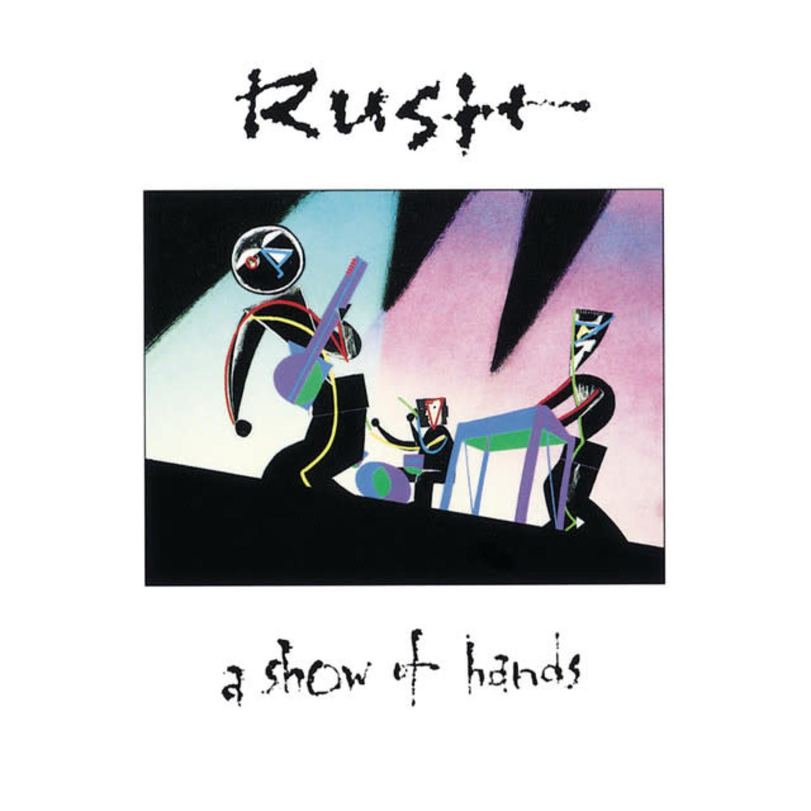 Vinyl Rush - A Show Of Hands