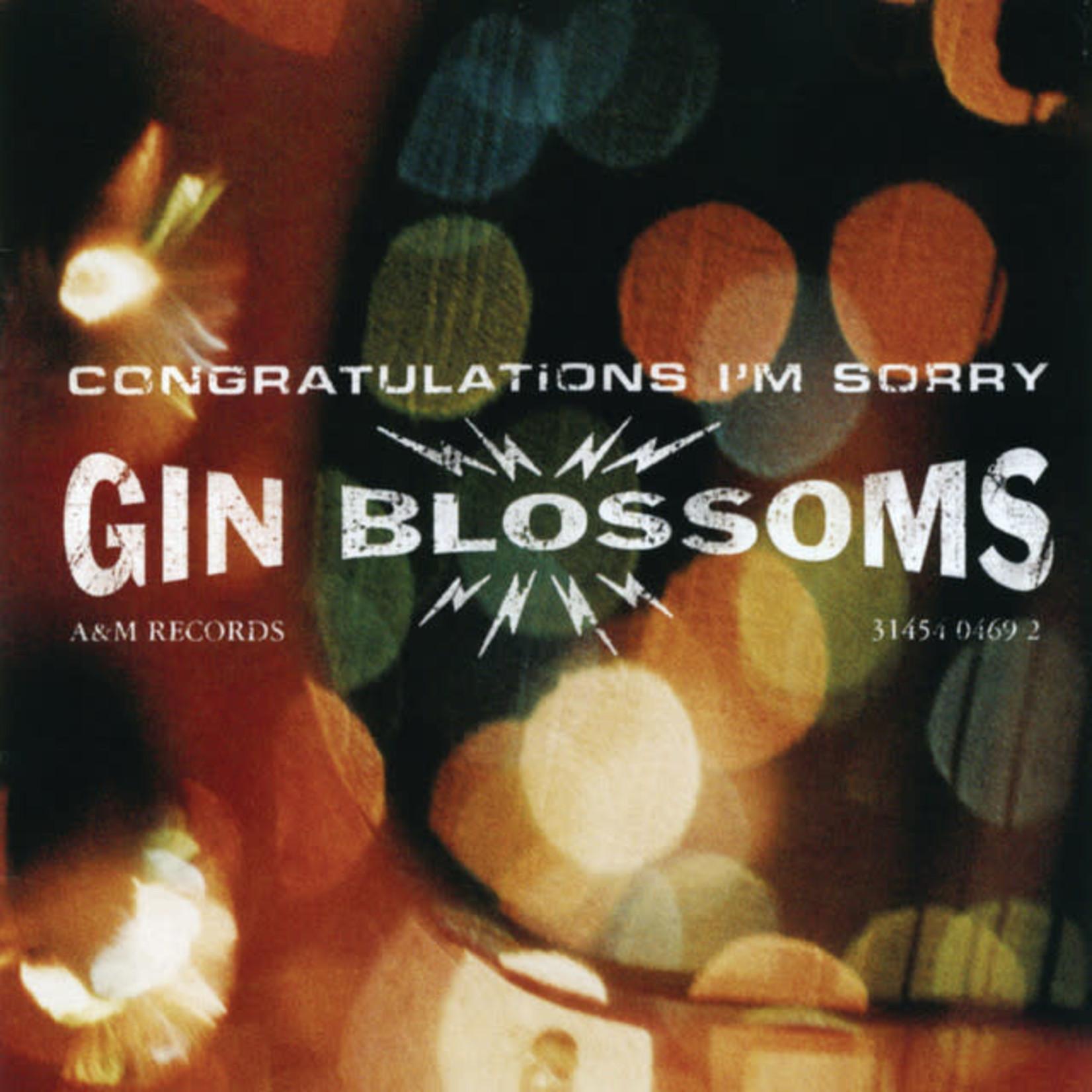 Vinyl Gin Blossoms - Congratulations I'm Sorry
