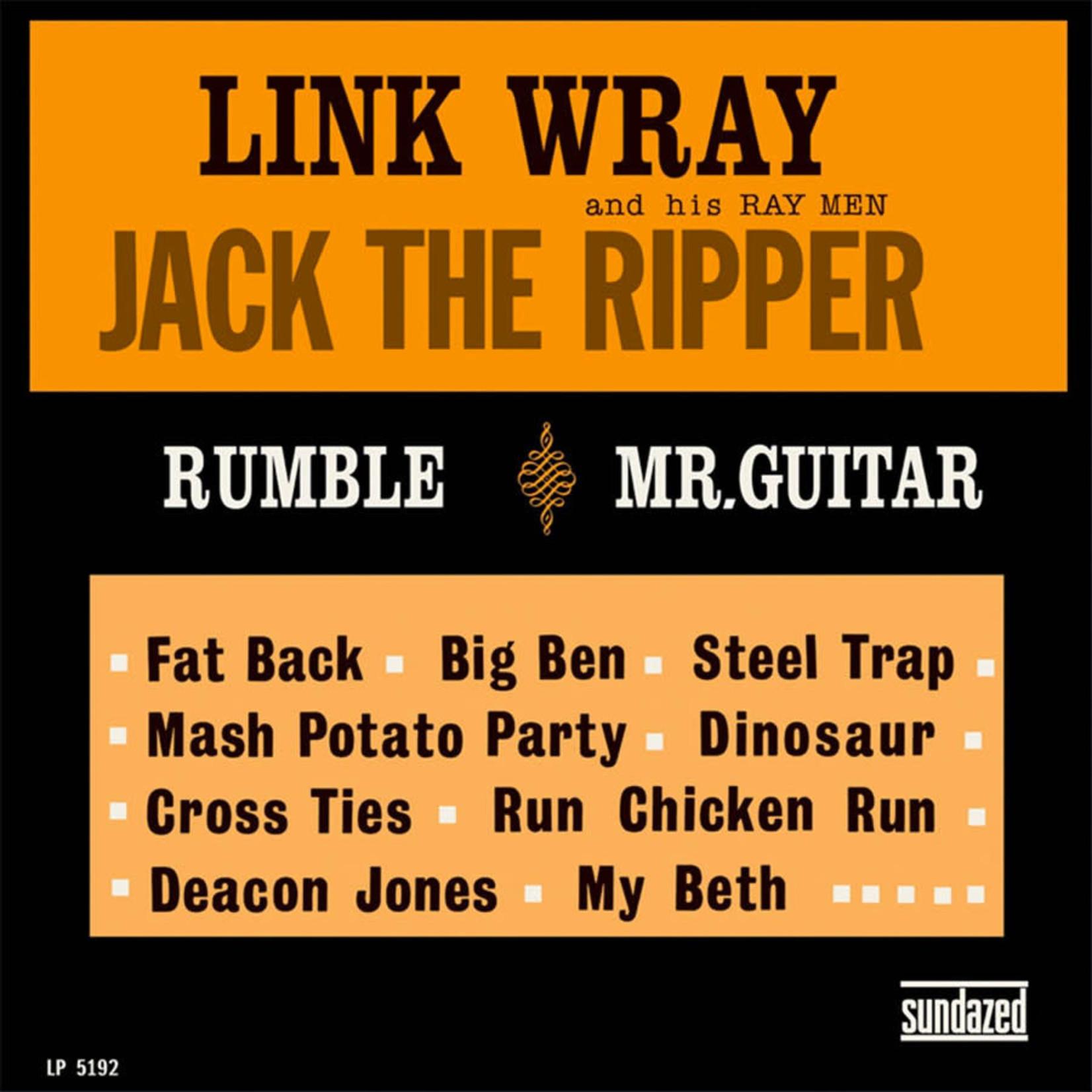 Vinyl Link Wray - Jack The Ripper
