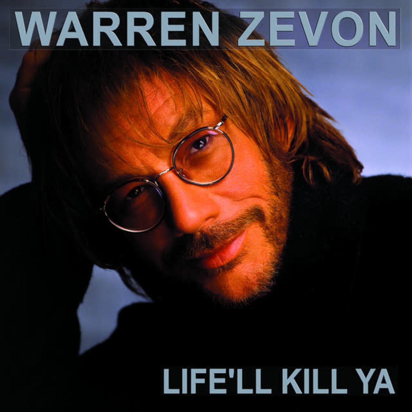 Vinyl Warren Zevon - Life'll Kill Ya