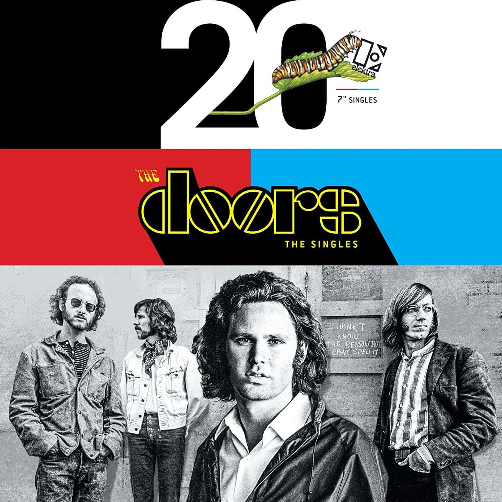 Vinyl The Doors - Singles (Box)