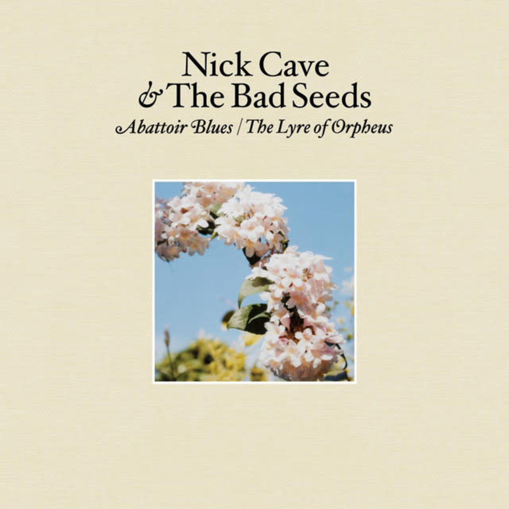 Vinyl Nick Cave - The Lyre of Orpheus/ Abattoir Blues