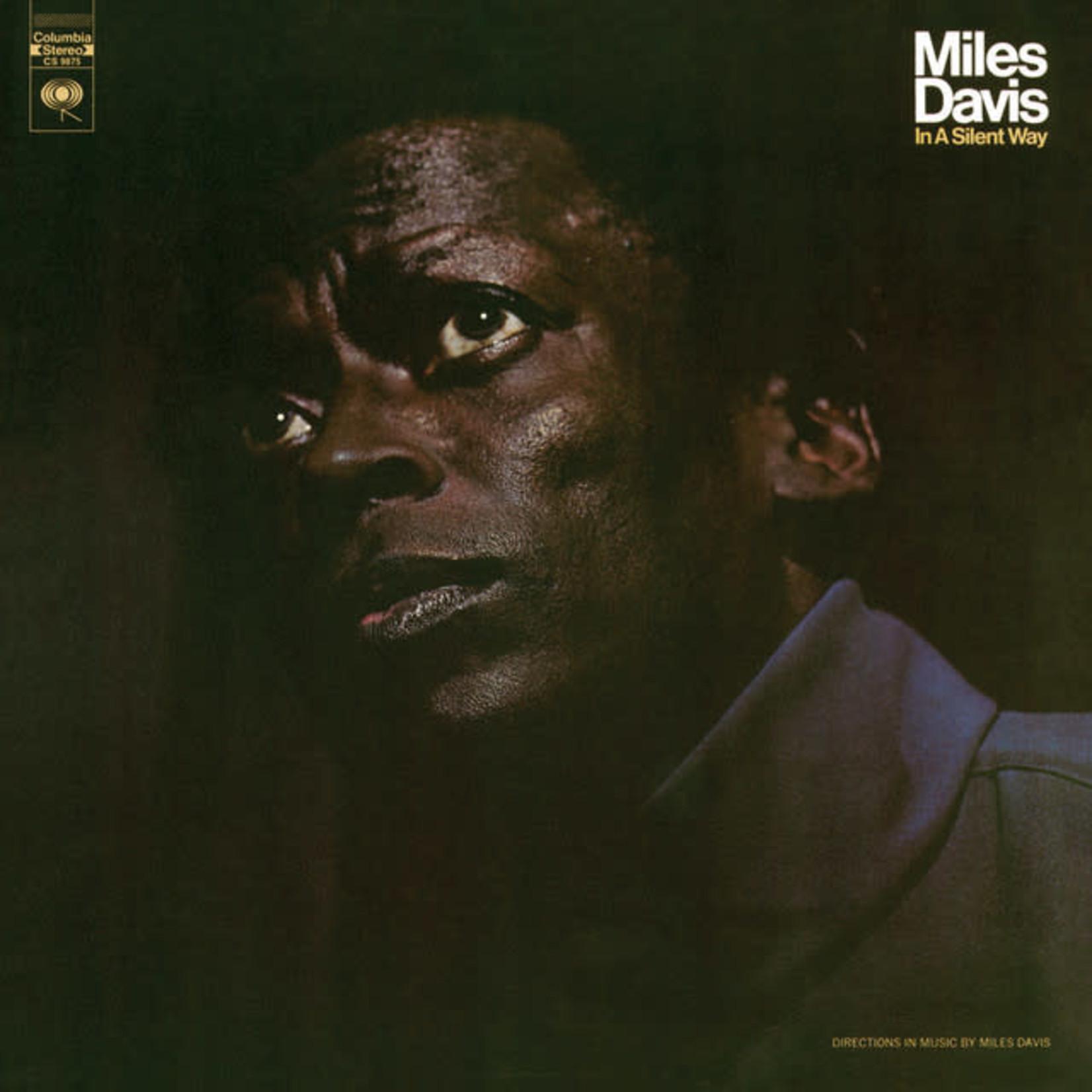 Vinyl Mile Davis - In A Silent Way