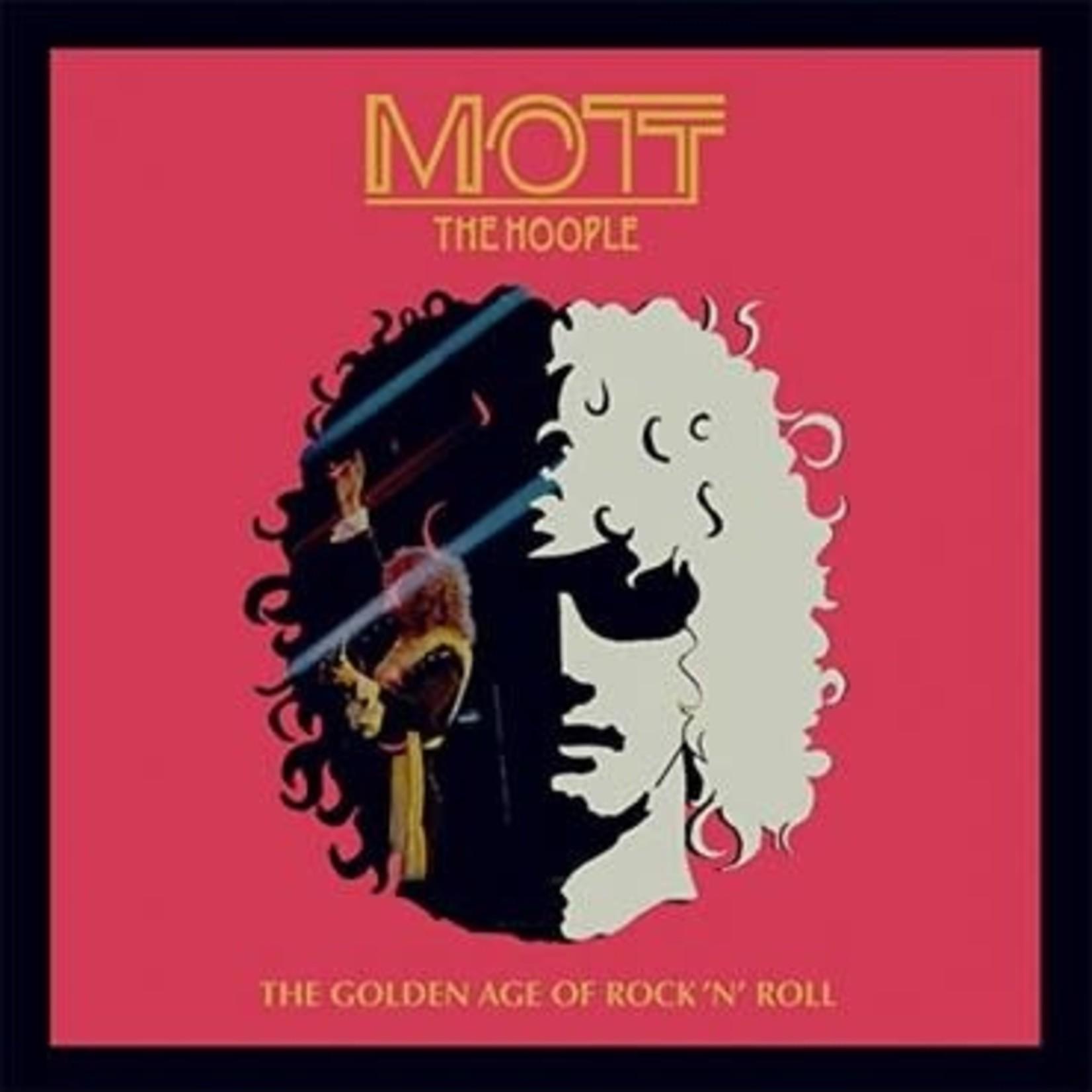 Vinyl Mott The Hoople - The Golden Age Of Rock 'N' Roll