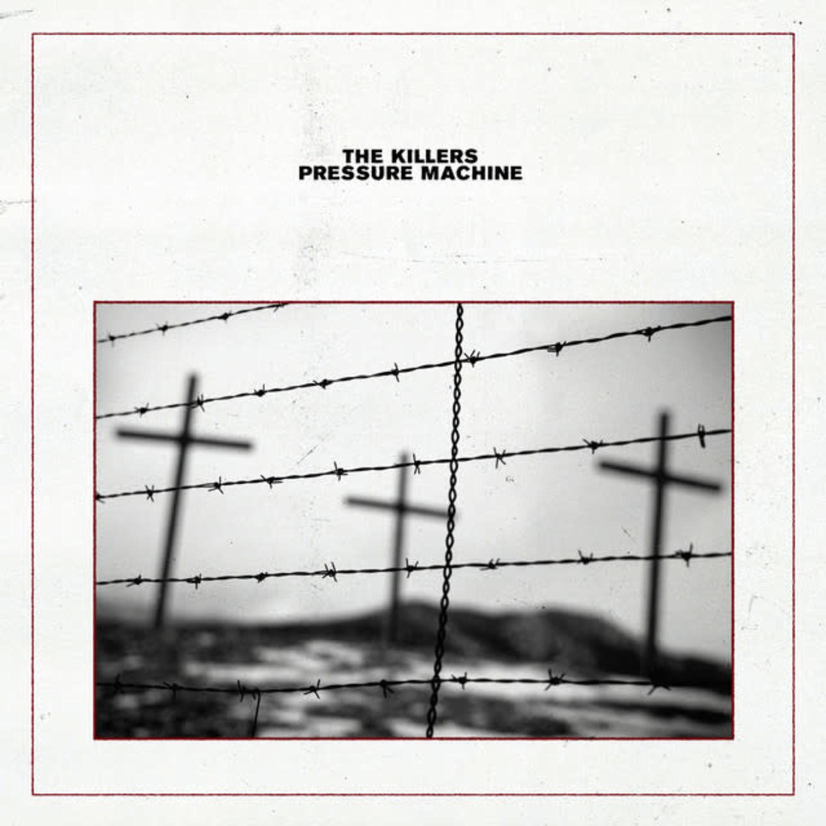 Vinyl The Killers - Pressure Machine