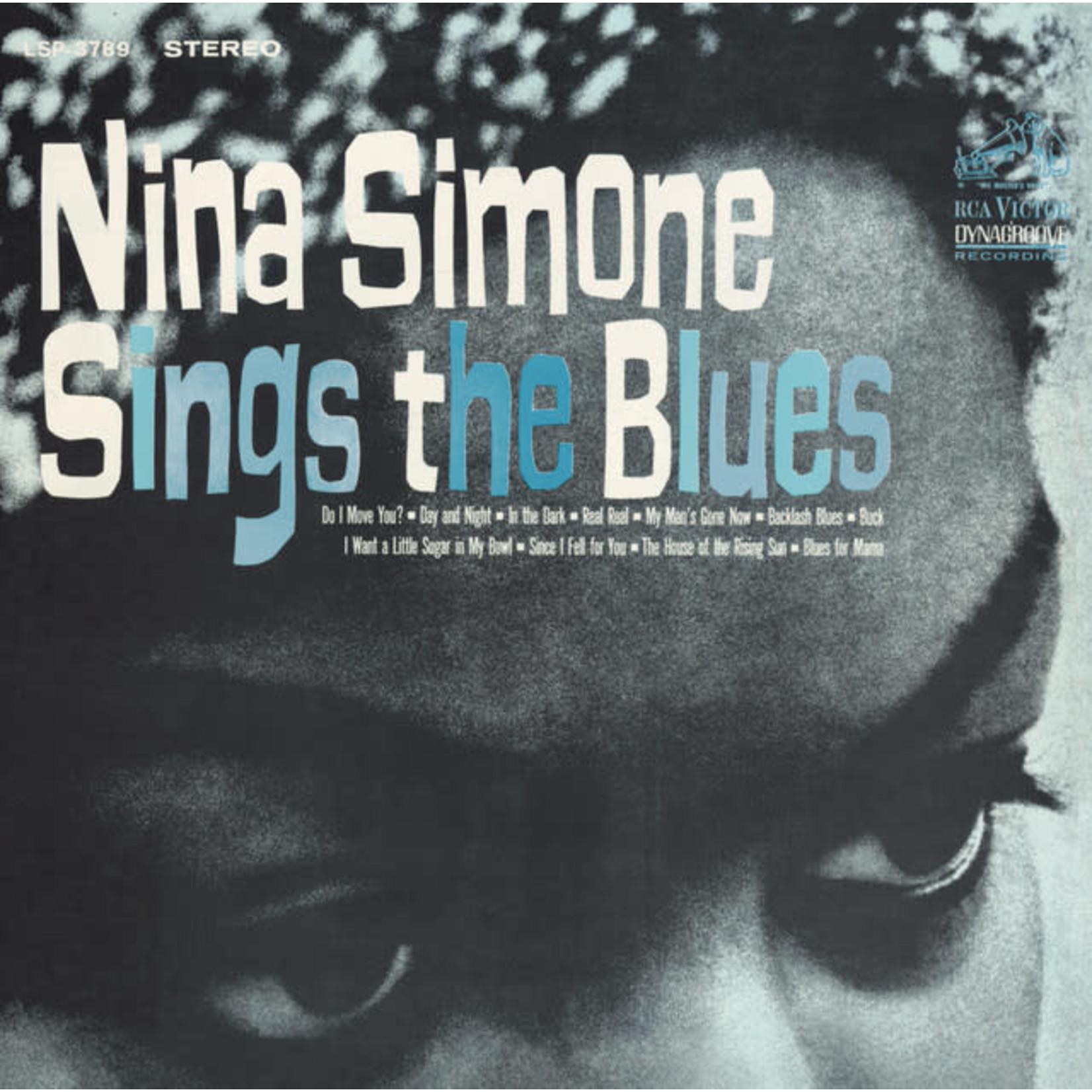 Vinyl Nina Simone - Sings The Blues  (Audiophile - Speakers Corner)