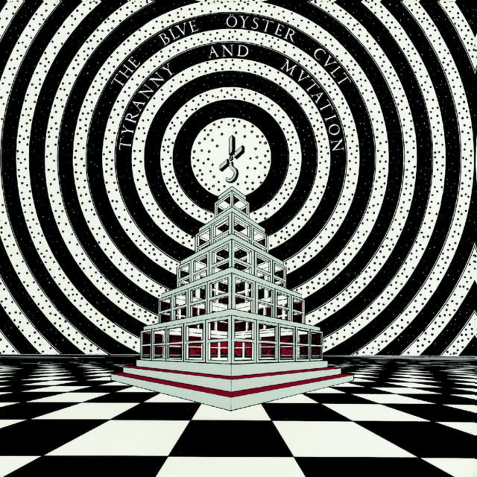 Vinyl Blue Oyster Cult - Tranny And Mutation   (Audiophile - Speakers Corner)
