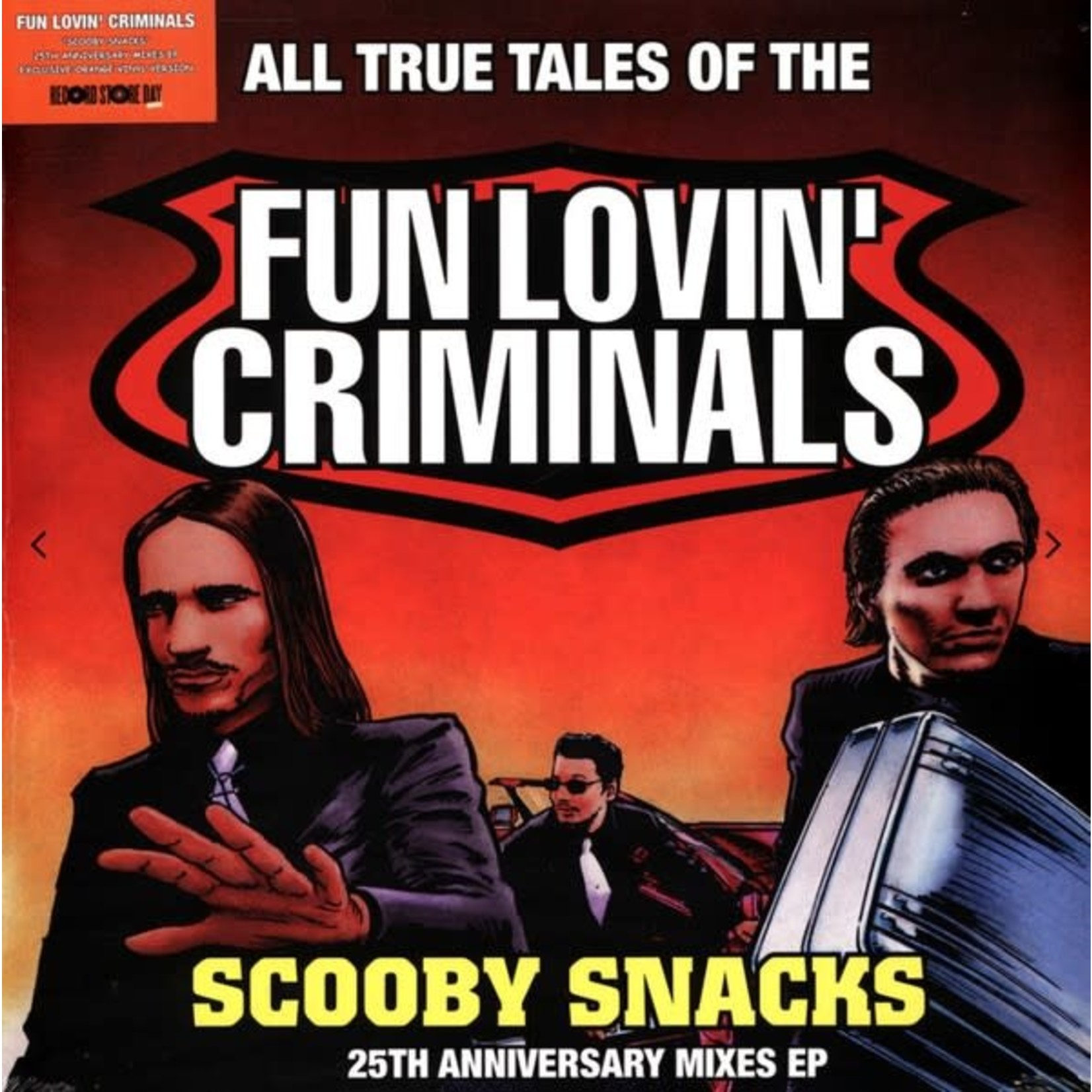 Vinyl Fun Loving' Criminals - Scooby Snacks  RSD2021