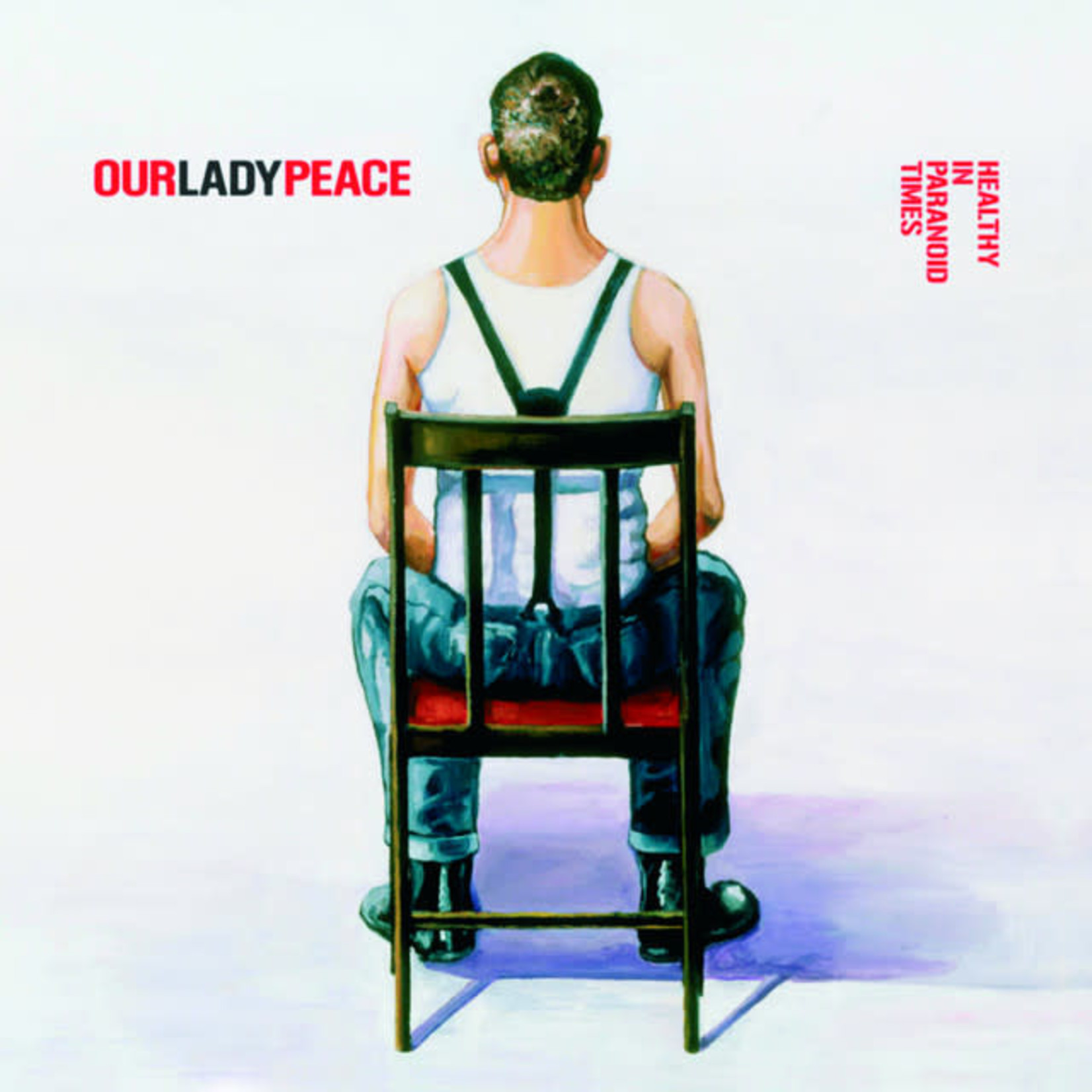 Vinyl Our Lady Peace - Healthy In Paranoid Times
