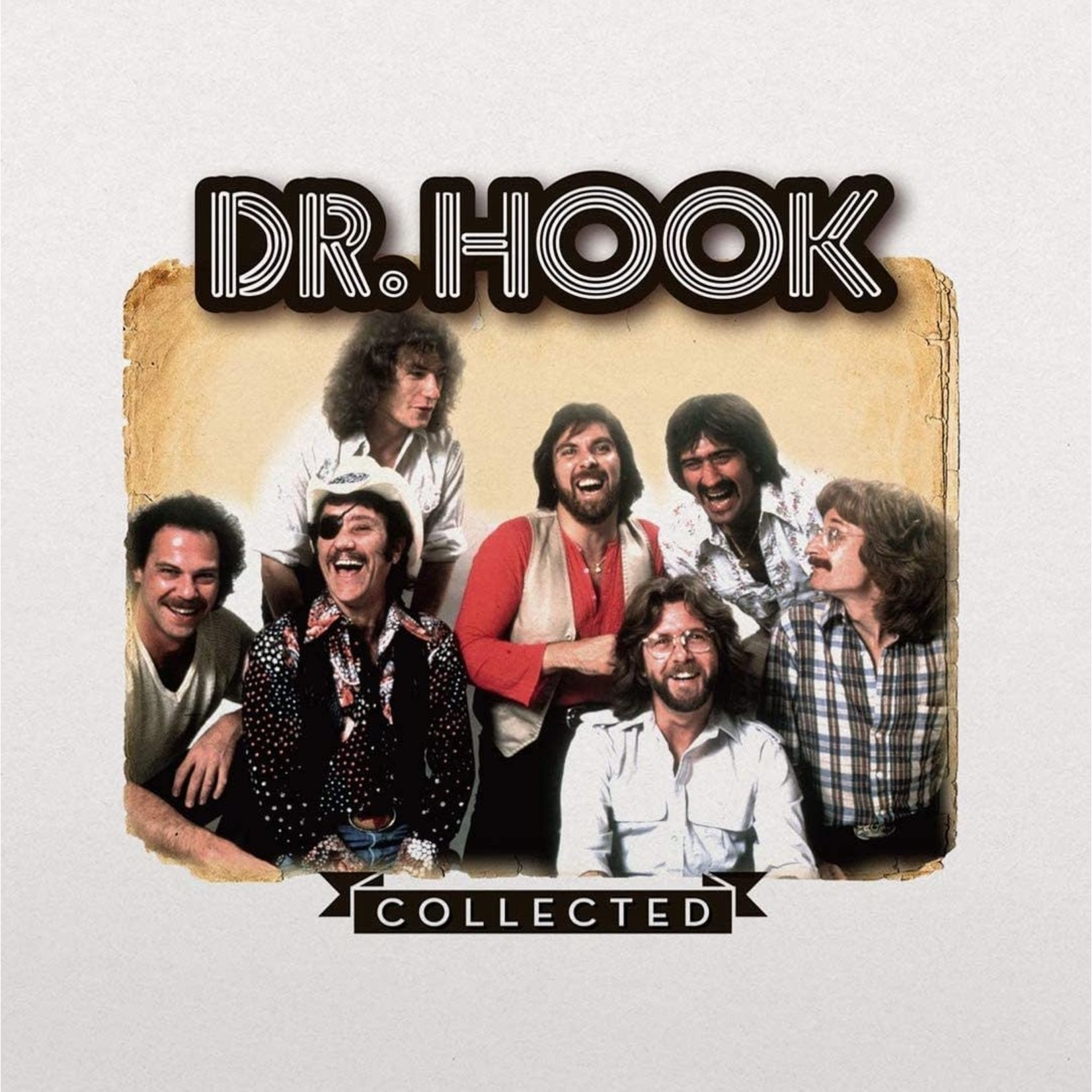 Vinyl Dr. Hook - Collected