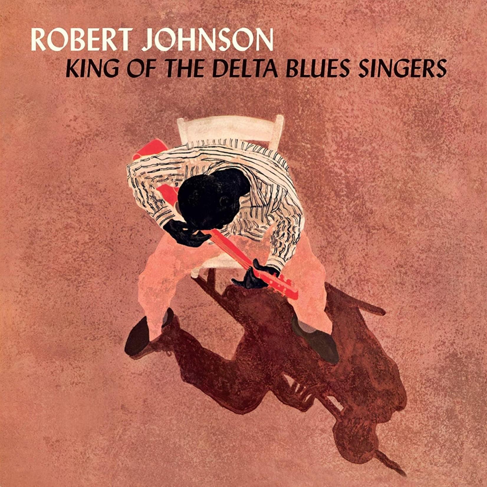 Vinyl Robert John - King Of The Delta Blues (Turquoise  Vinyl)