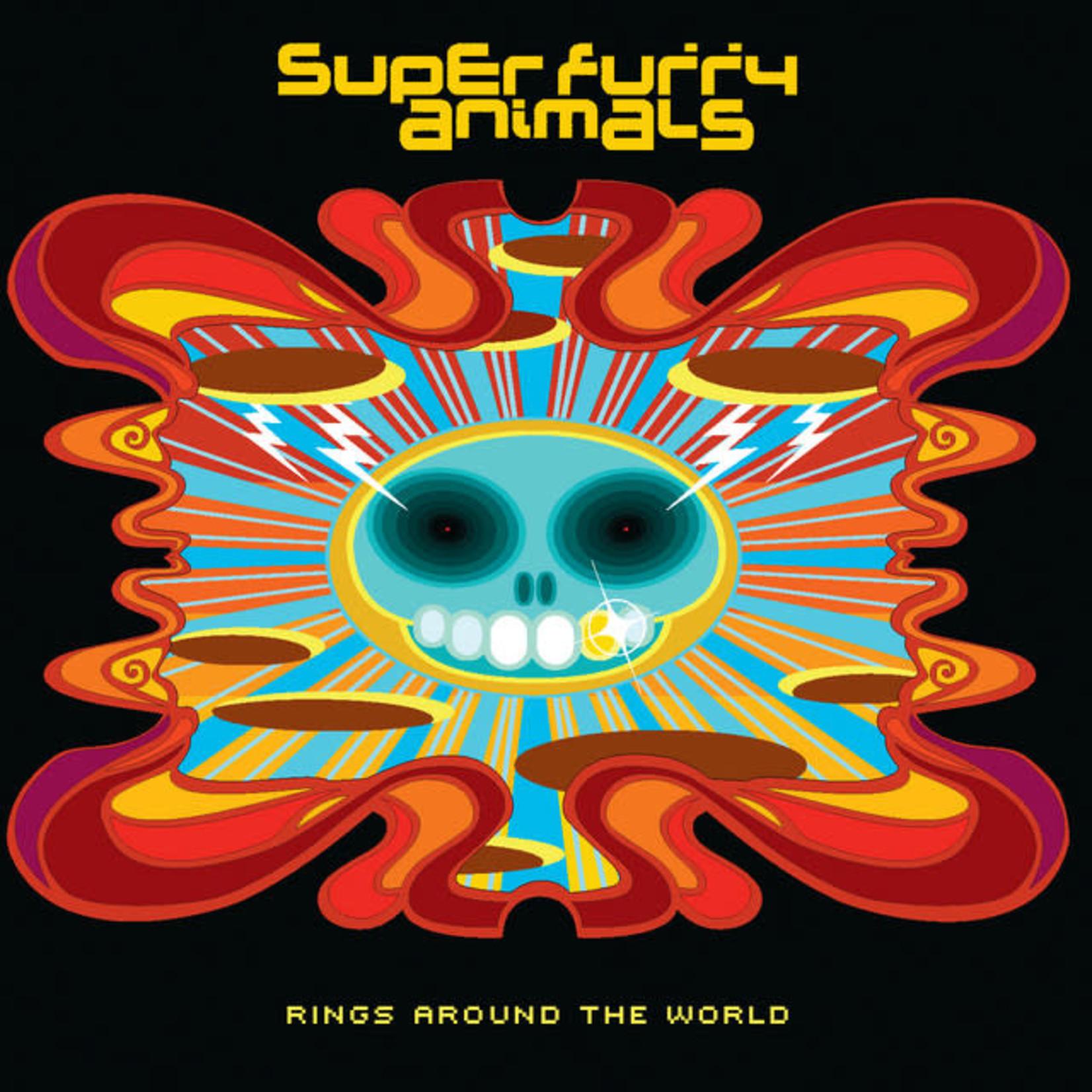 Vinyl Super Furry Animals - Rings Around The World  20th Anniversary