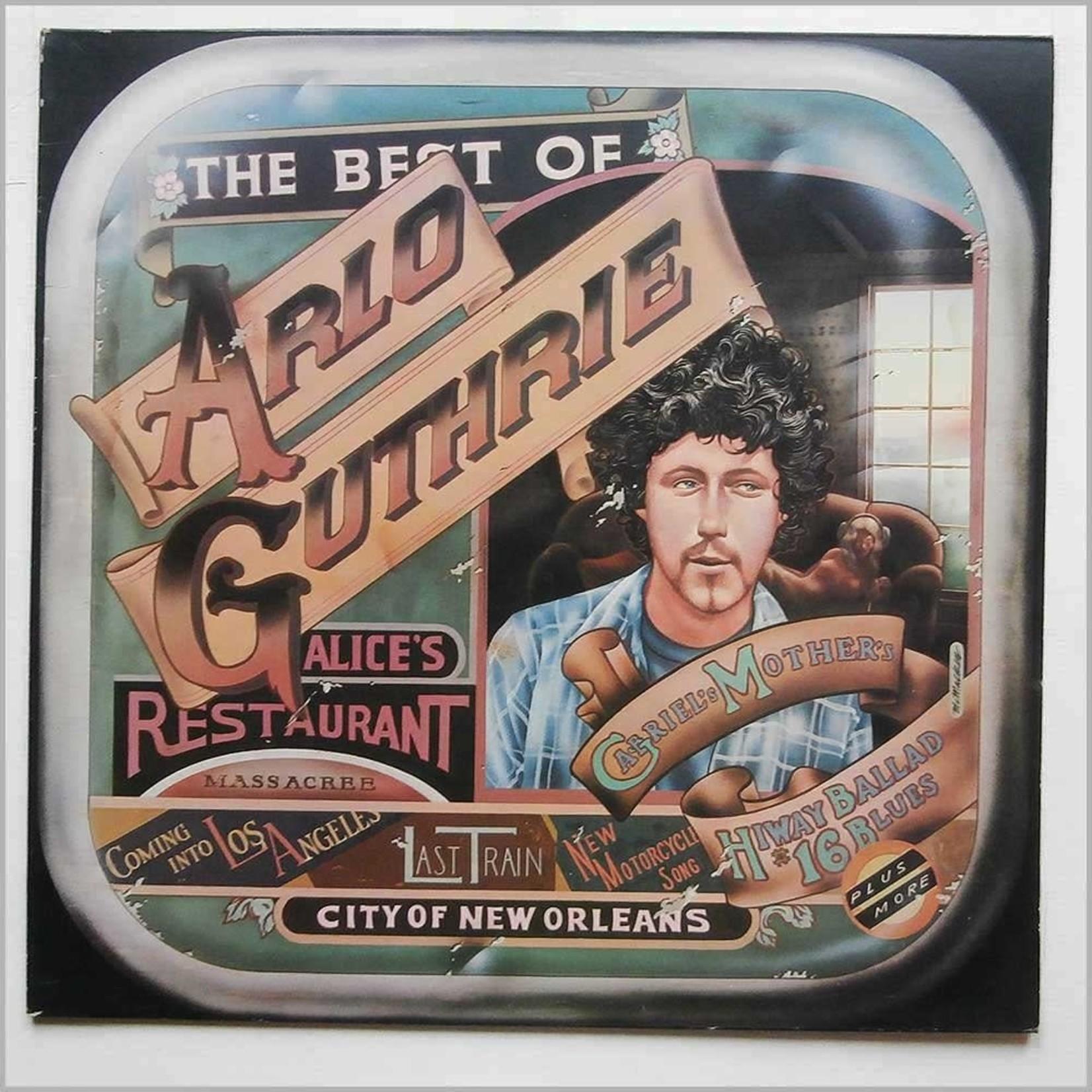 Vinyl Arlo Guthrie - Greatest Hits (Green Vinyl)