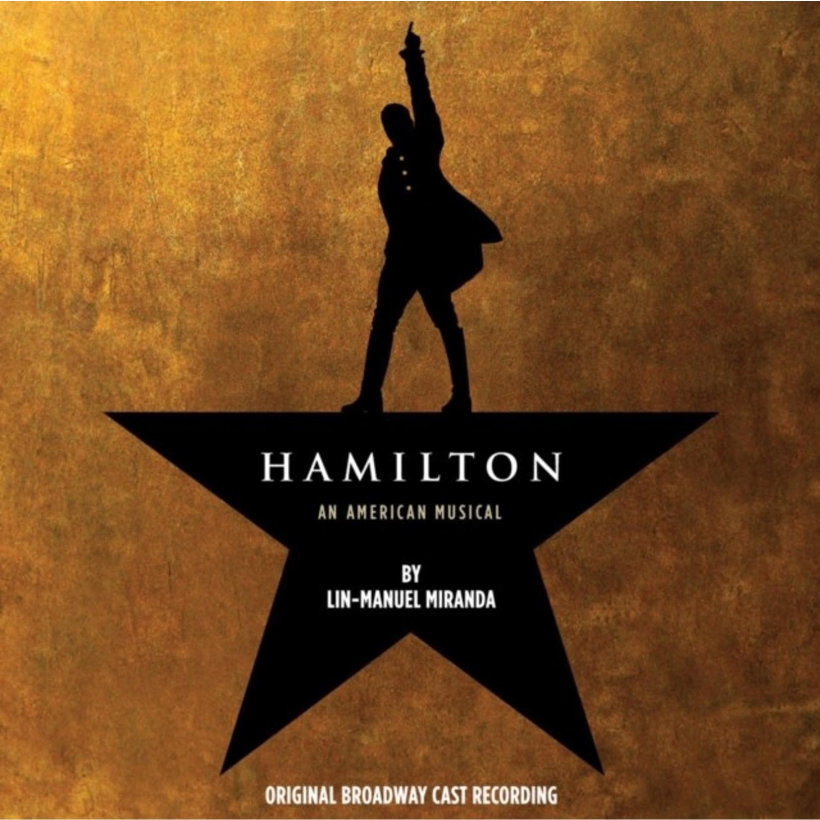 Vinyl Hamilton - Soundtrack  (Pre-Order)