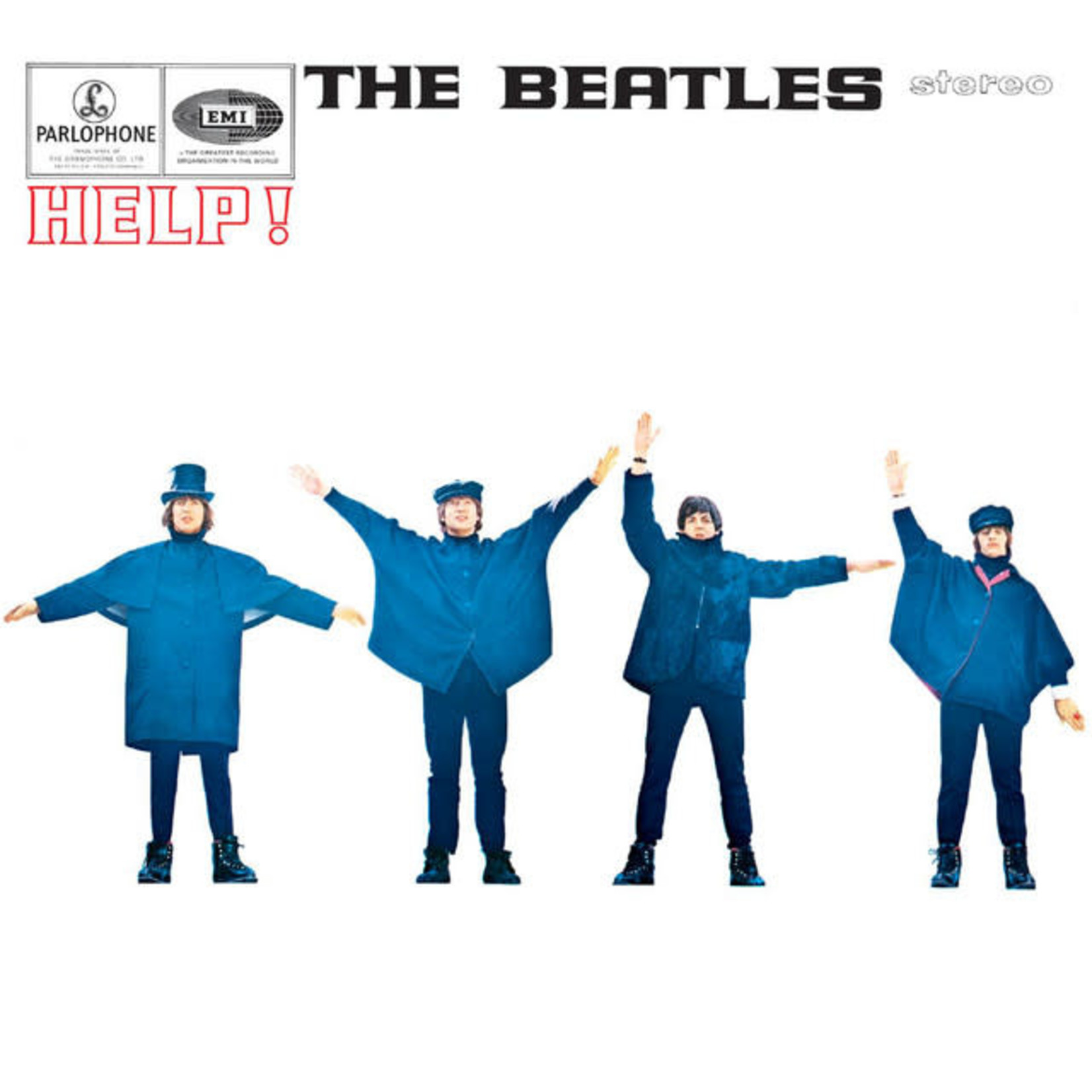 Vinyl The Beatles - Help